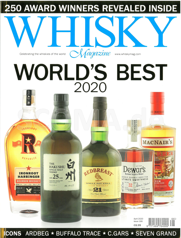 Whisky Magazine Nr.166