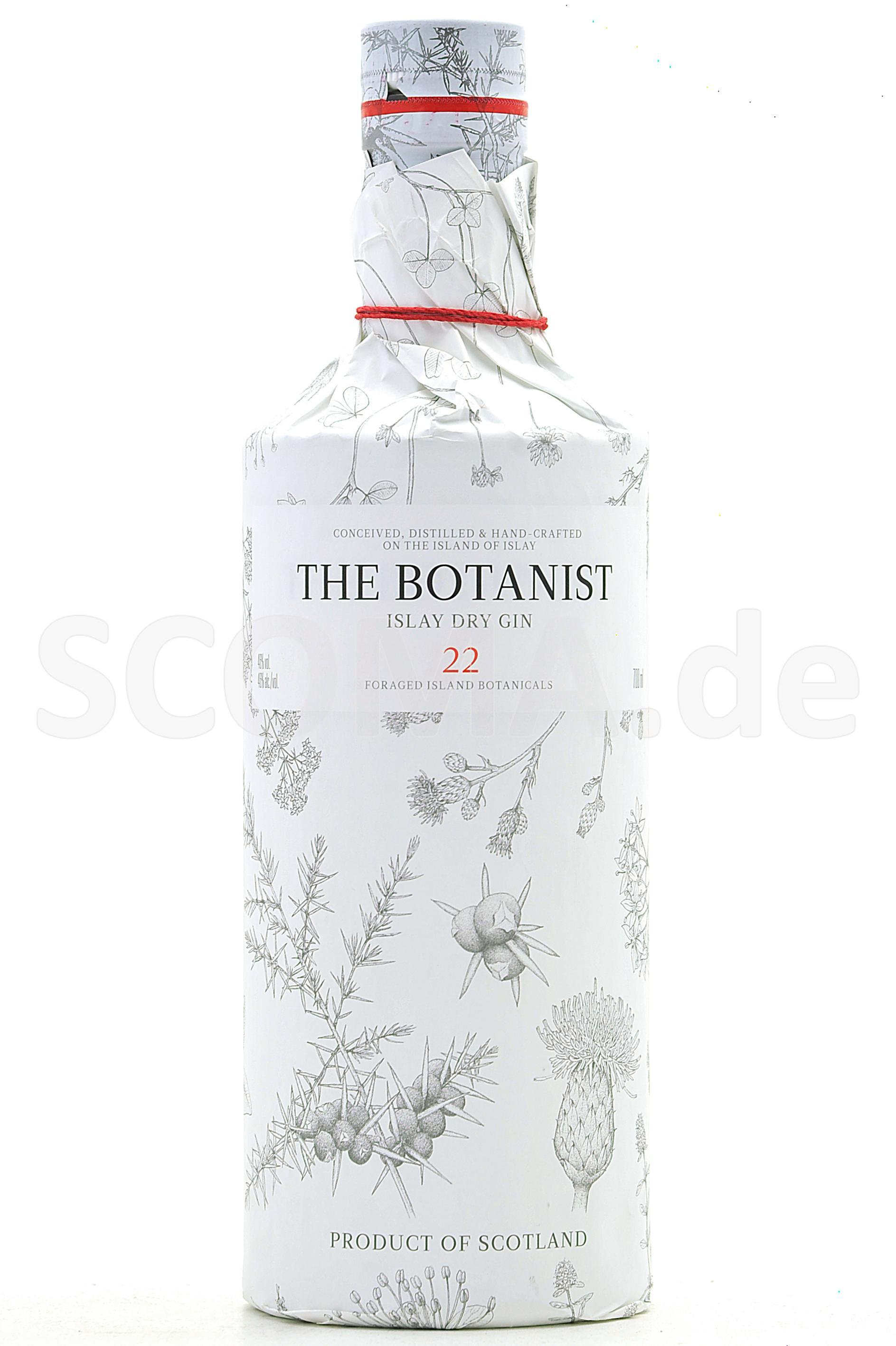 The Botanist Premium Islay Dry...
