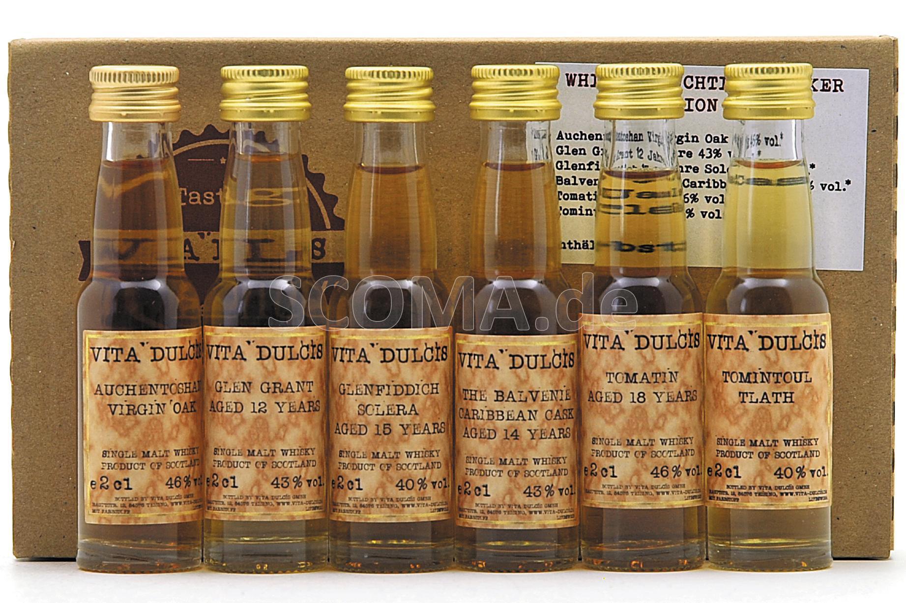 Tasting Box Whisky - fruchtig ...