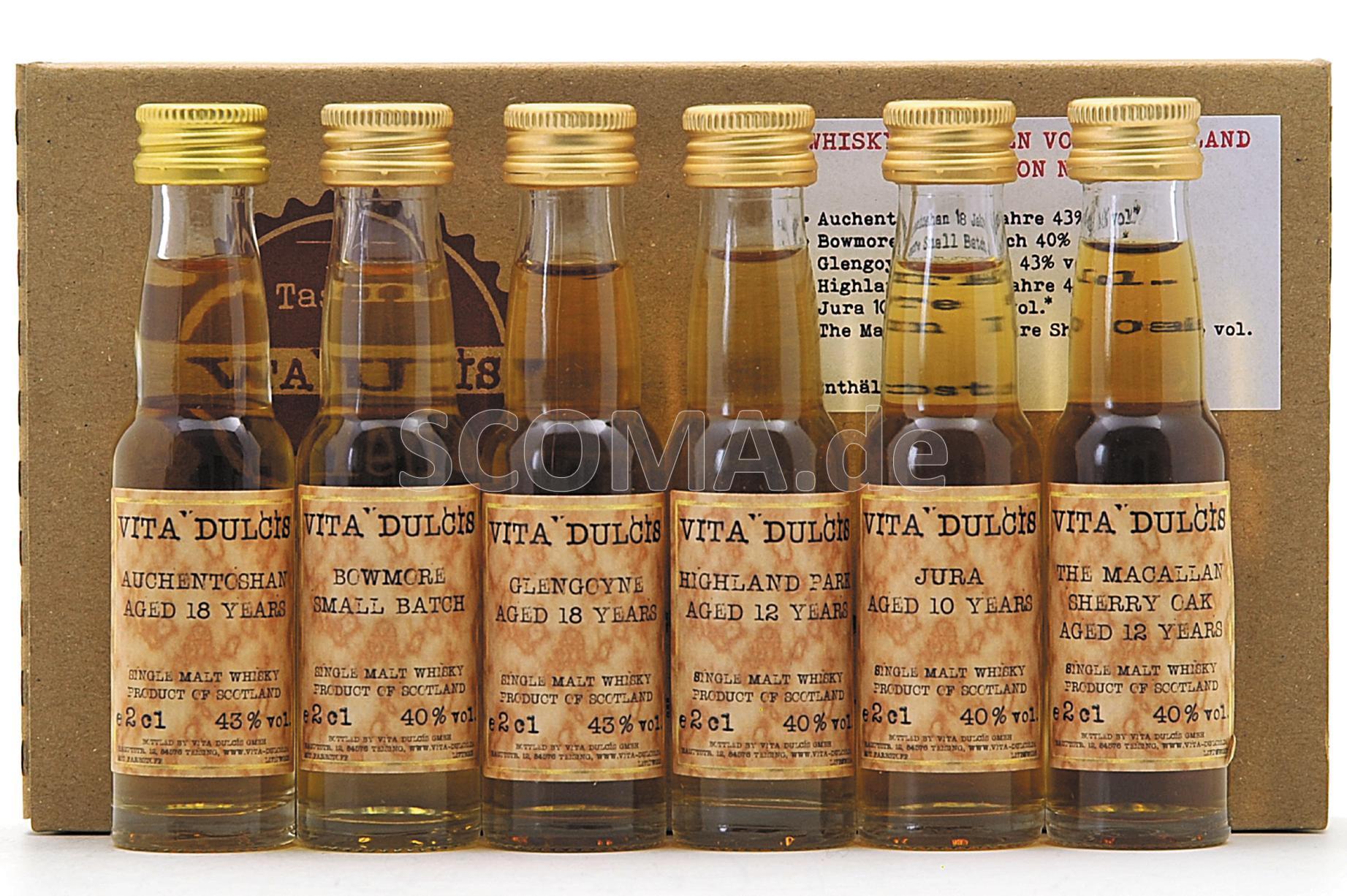 Tasting Box Whisky - Regionen ...
