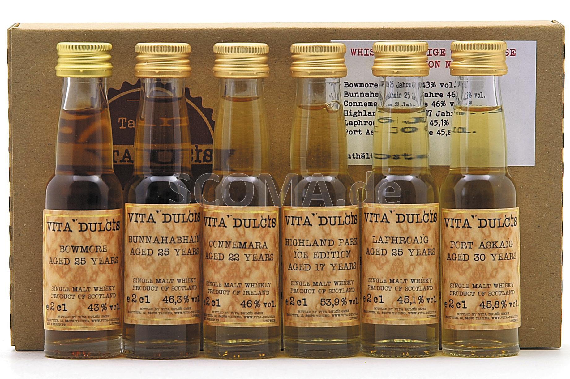 Tasting Box Whisky - Rauchige ...