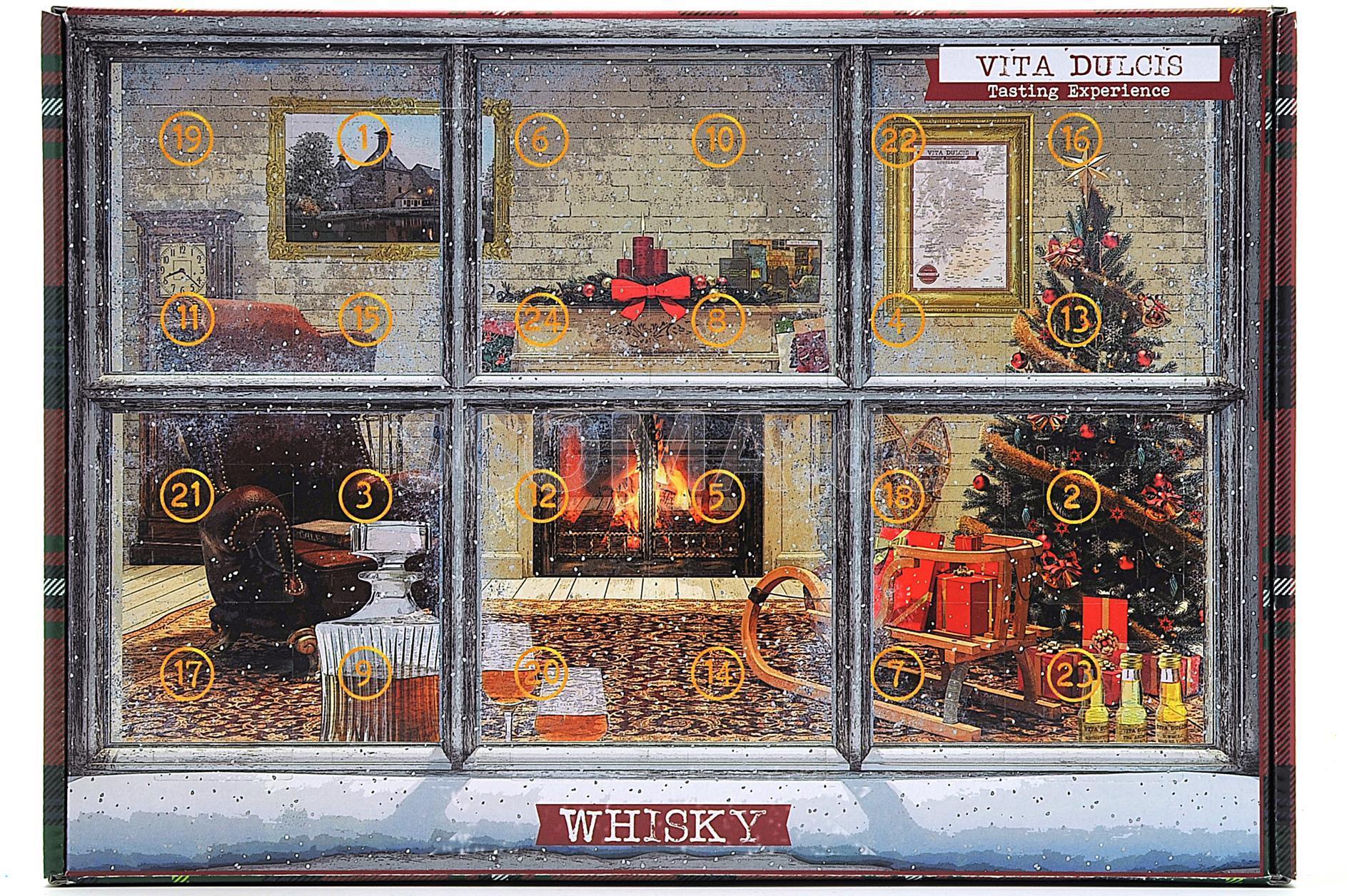 Whisky Adventskalender Interna...