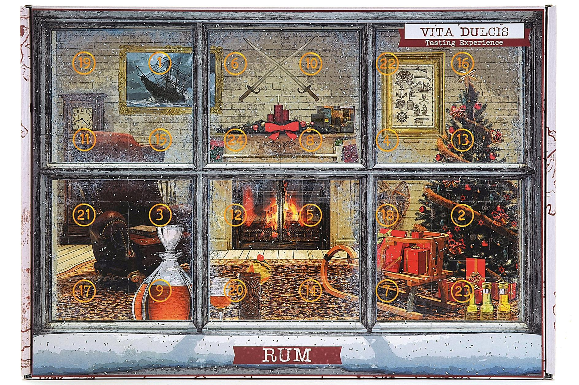 R(h)um Adventskalender Edition...