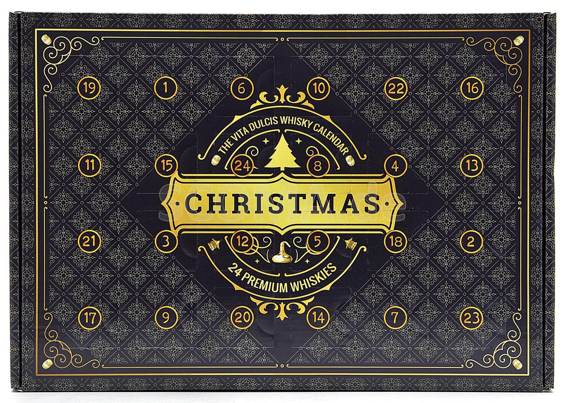 Whisky Adventskalender Edition...