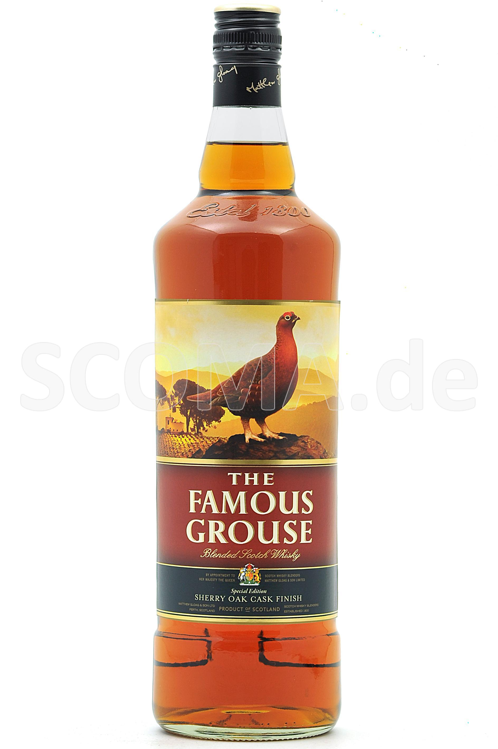 Famous Grouse Sherry Cask Fini...