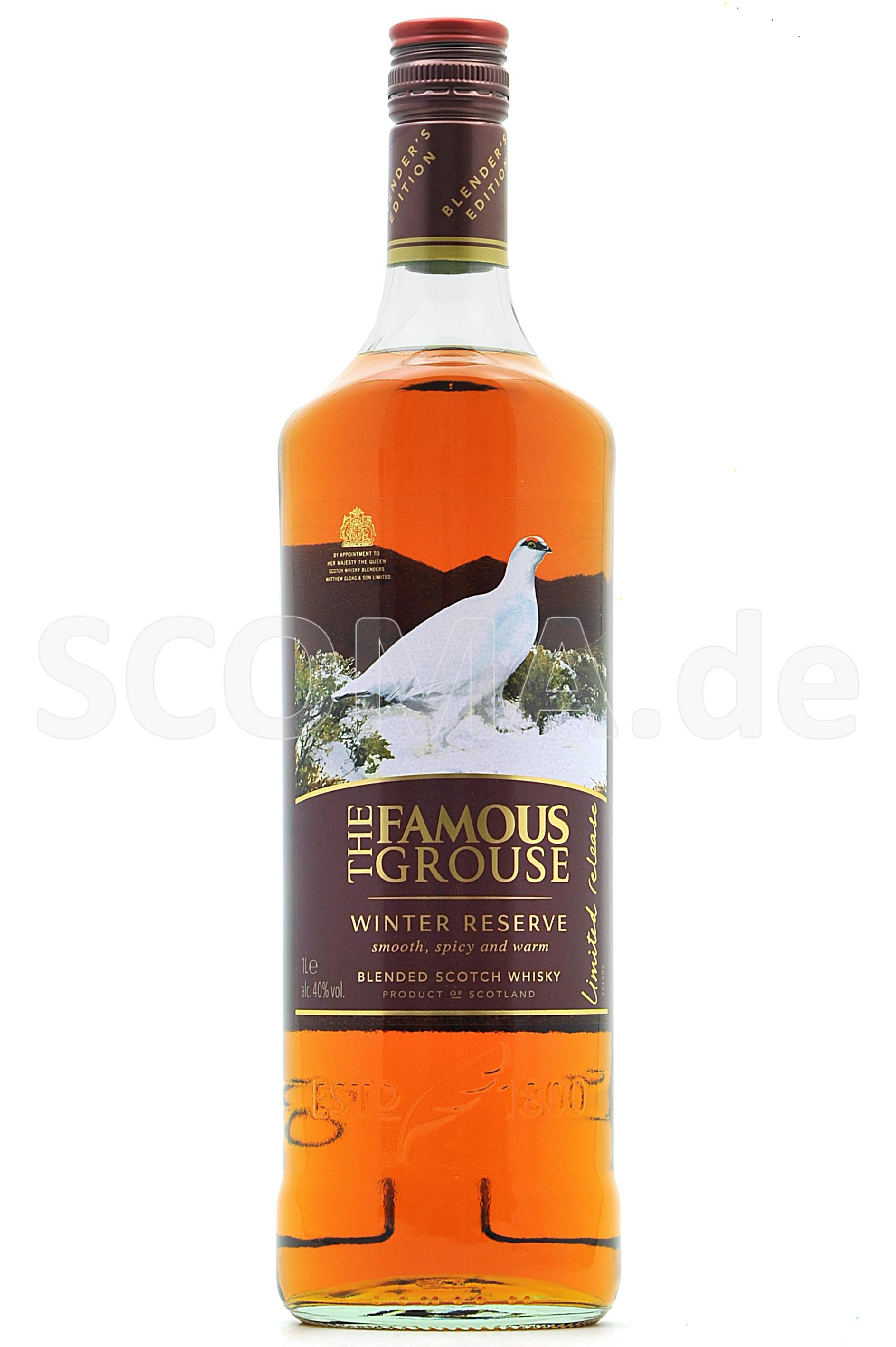 Famous Grouse Winter Reserve