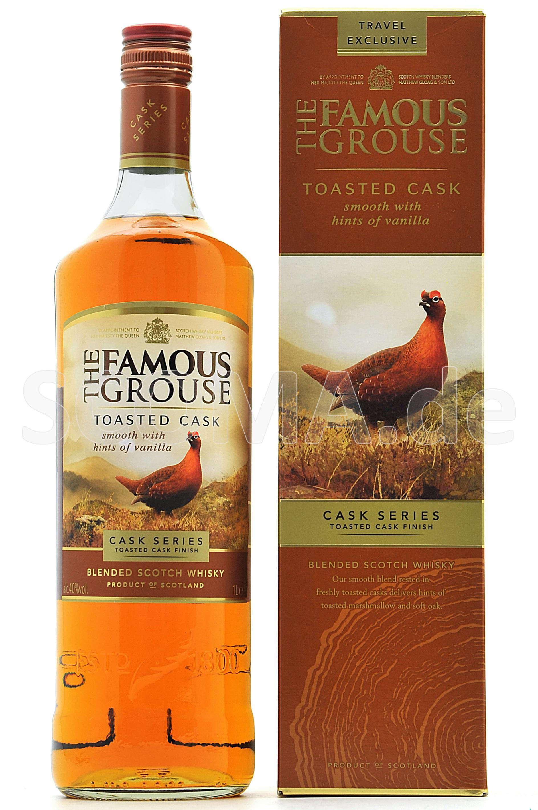 Famous Grouse Toasted Cask