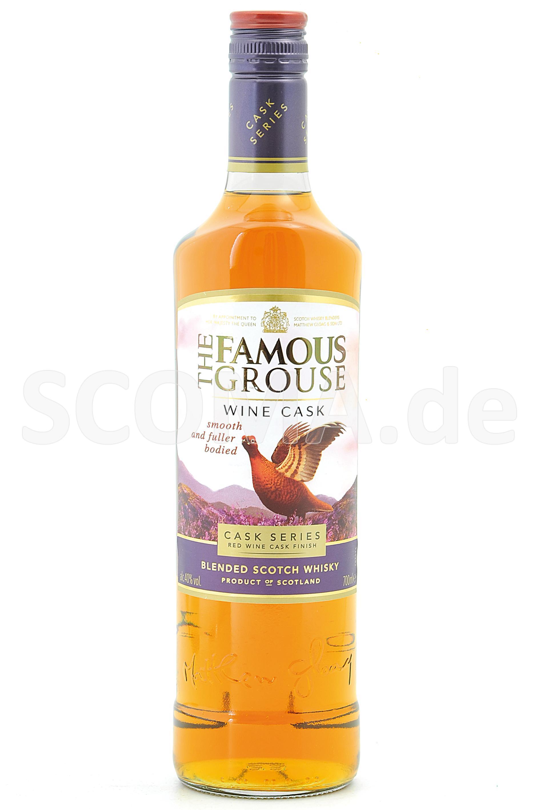 Famous Grouse Wine Cask Finish
