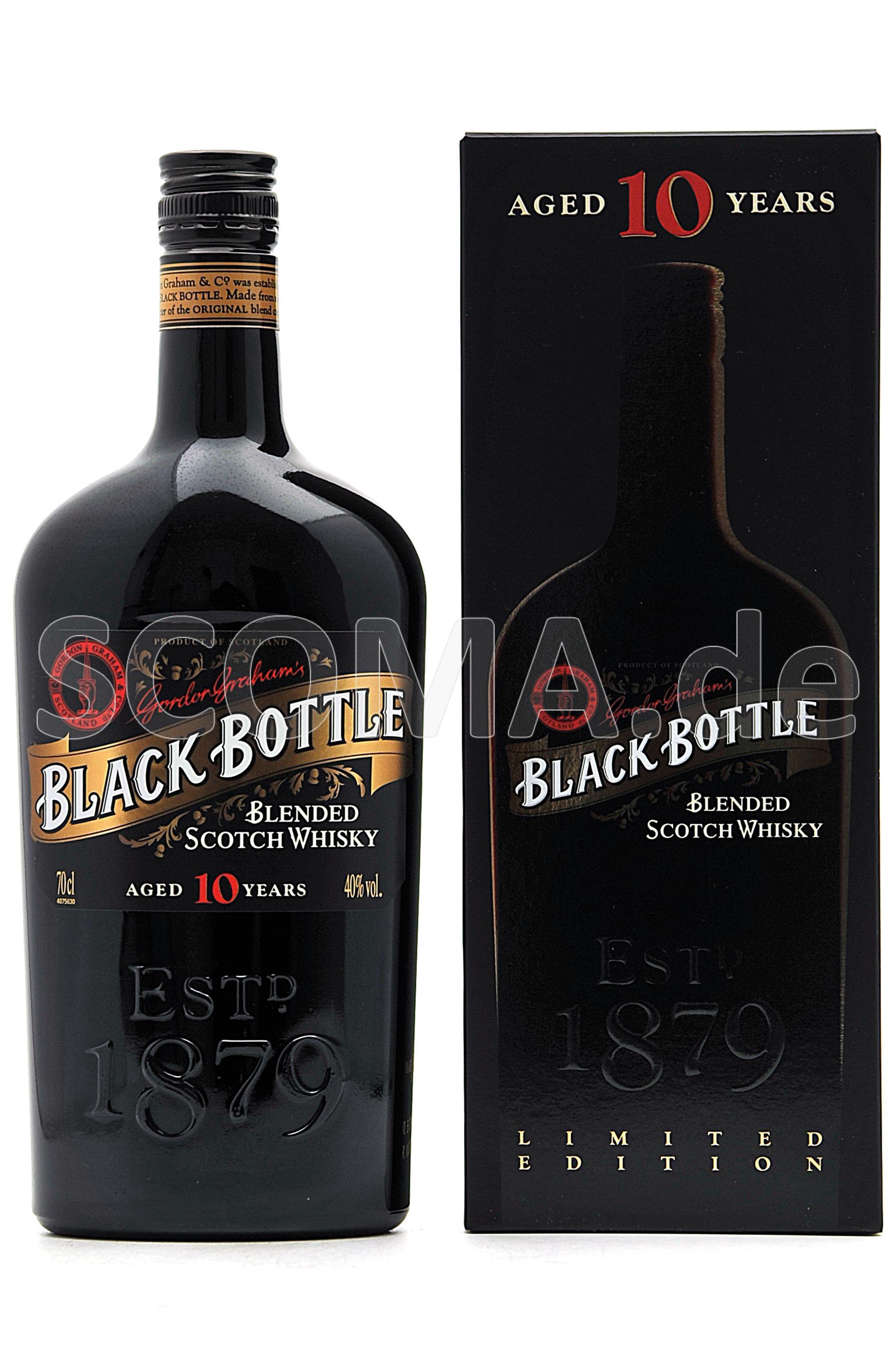 Black Bottle 10 Jahre