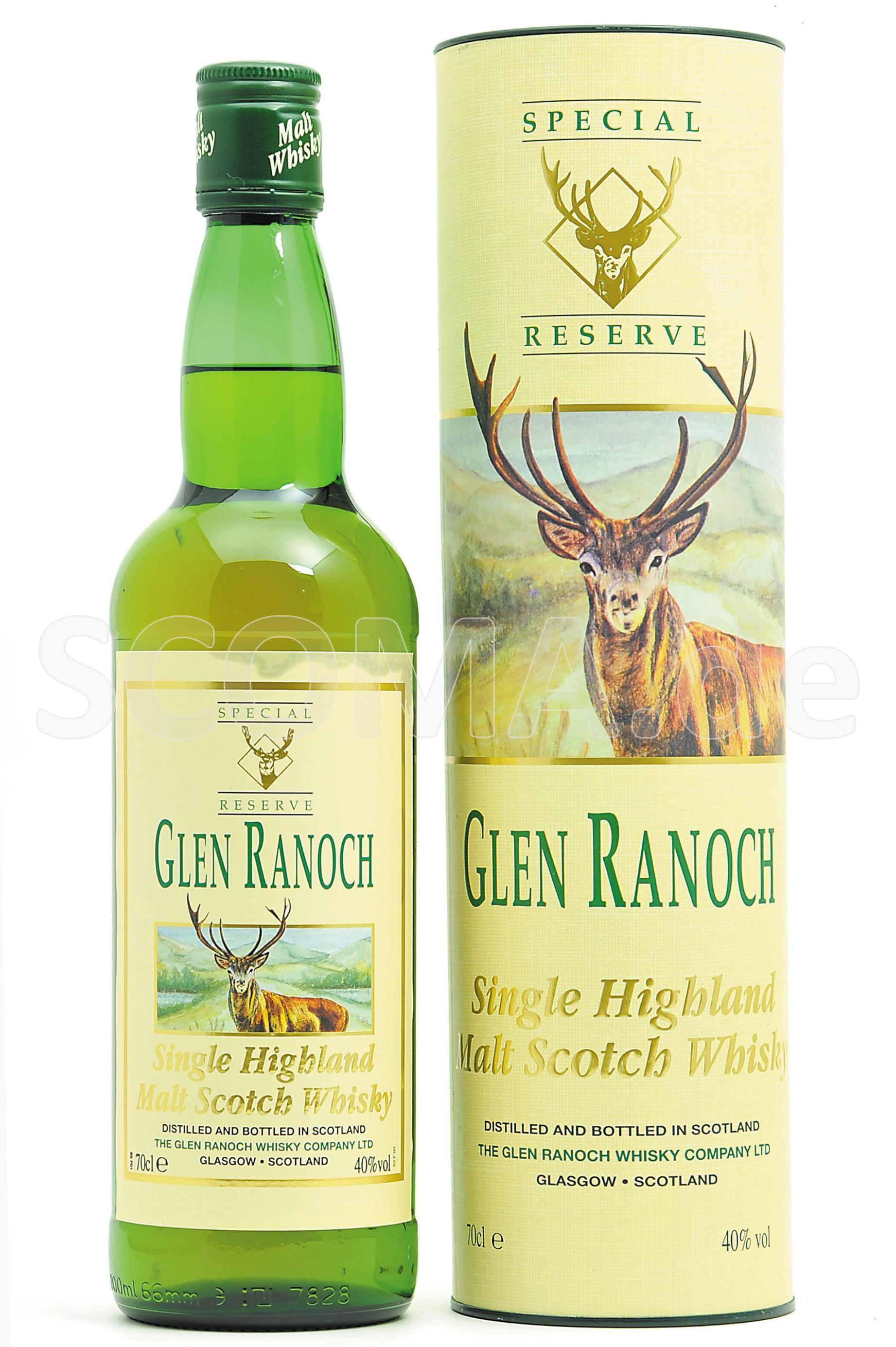 Glen Ranoch Special Reserve Si...
