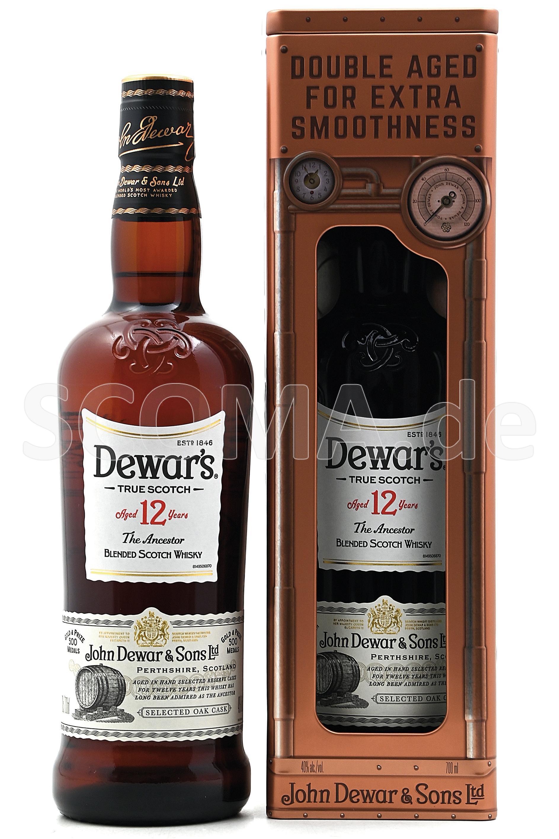 Dewar's 12 Jahre The Ancestor