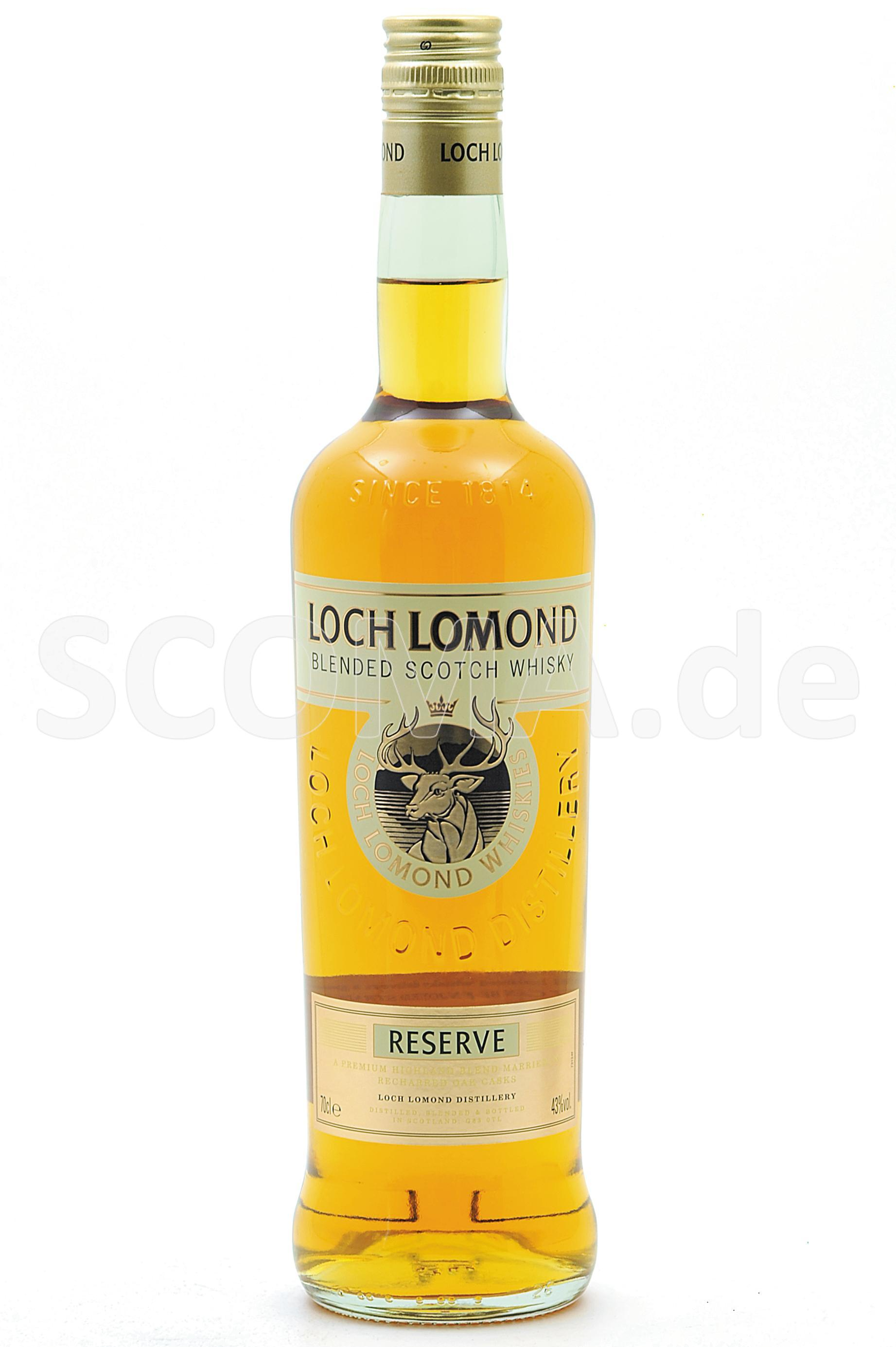 Loch Lomond Blended Scotch