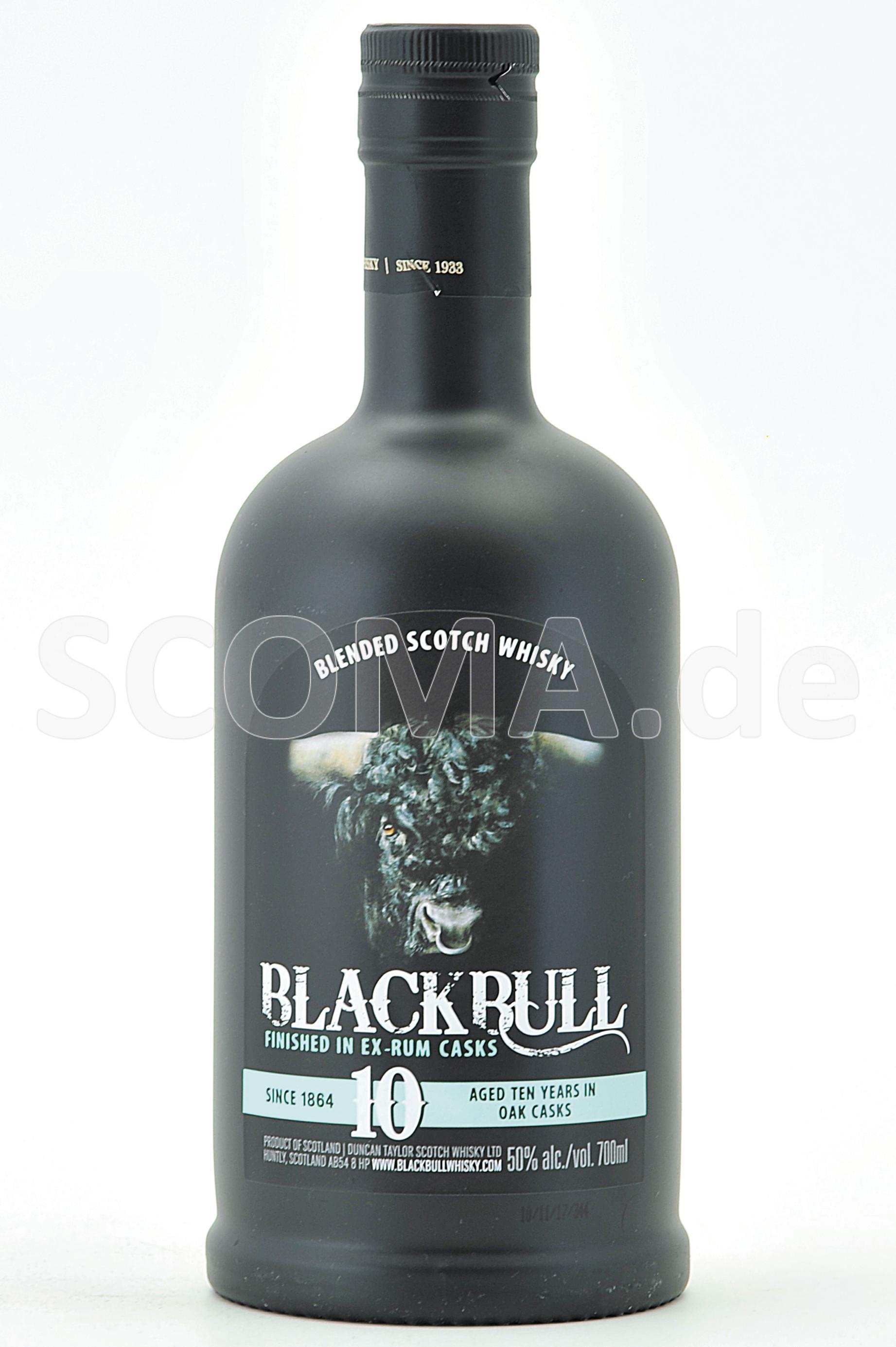Black Bull 10 years Rum Cask F...