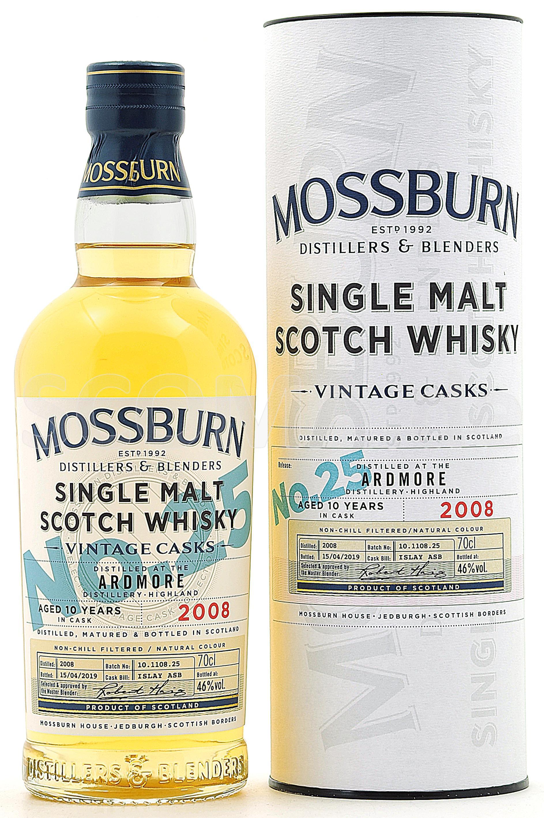 Mossburn No.25 Ardmore 10 Jahr...