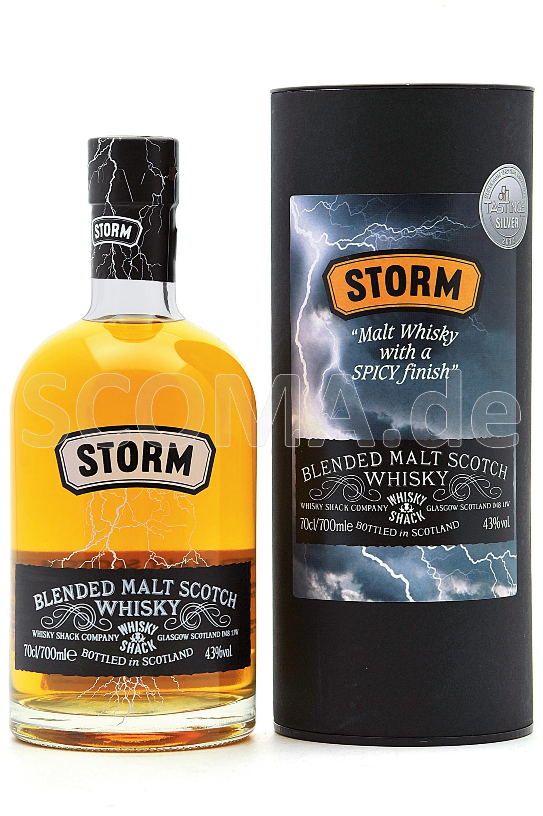 Storm Blended Malt Scotch Whis...
