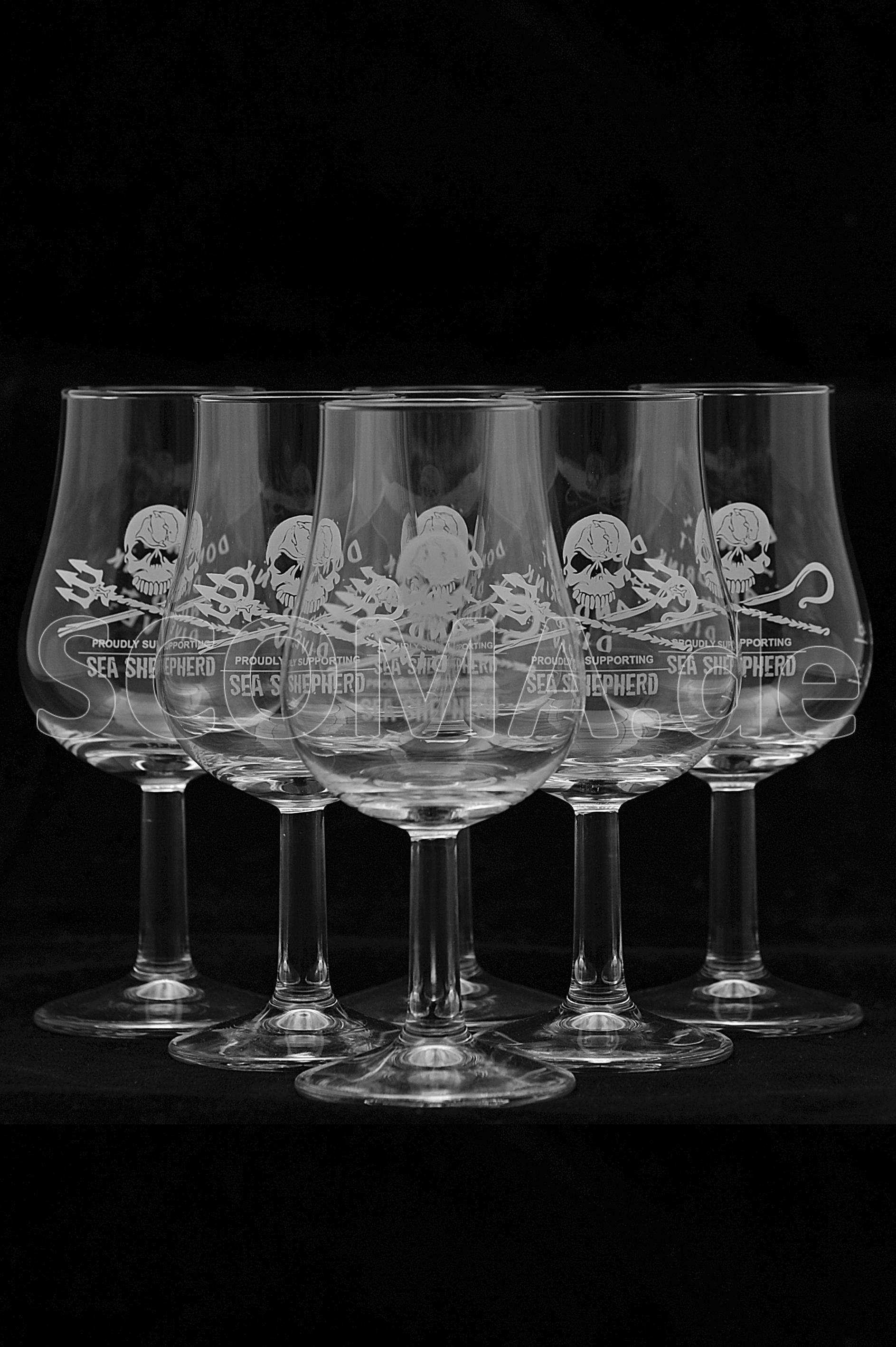 Sea Shepherd Tasting Glas 6er ...