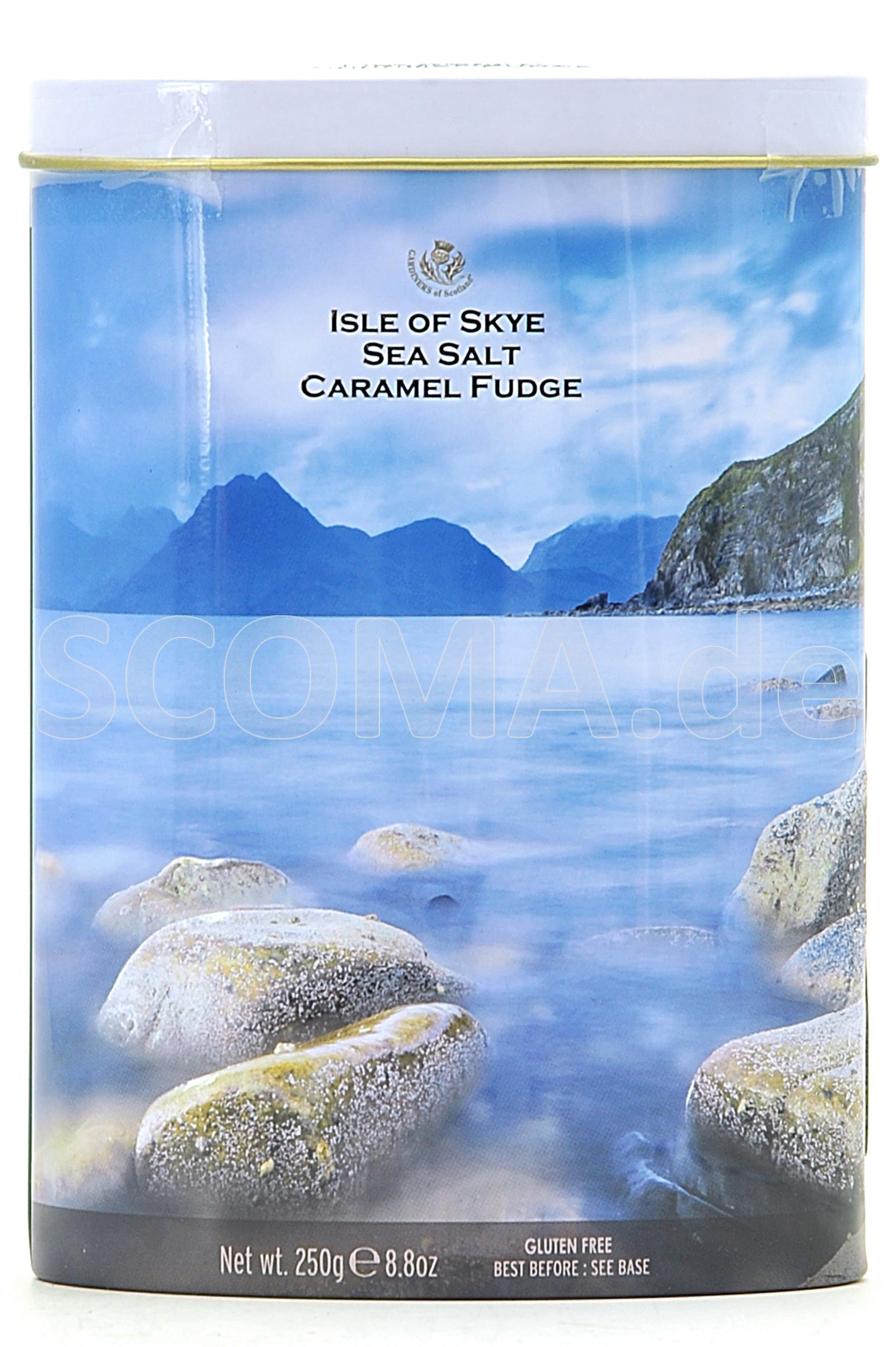 Isle of Skye Sea Salt Caramel ...