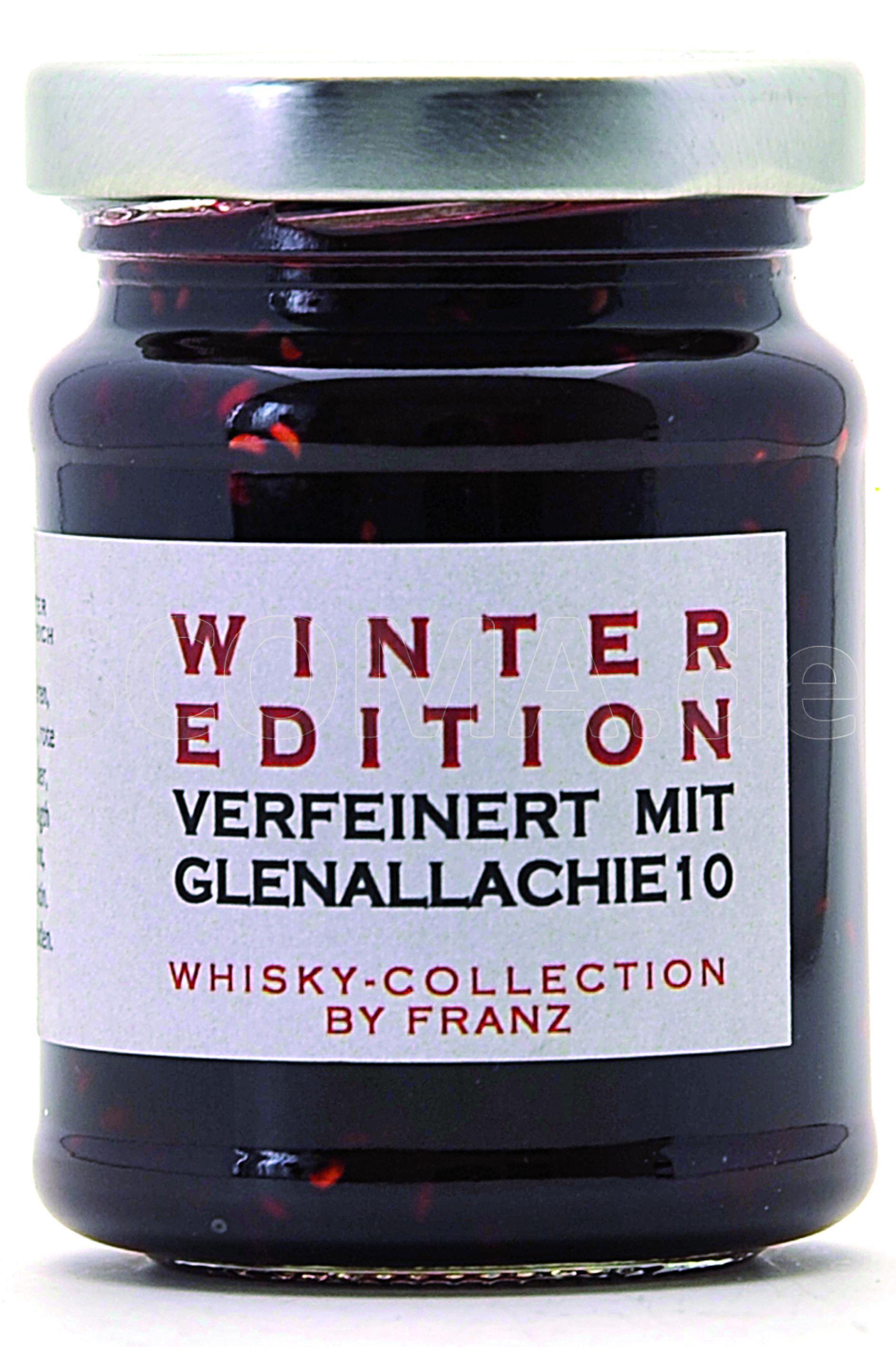 Winter Edition mit GlenAllachi...