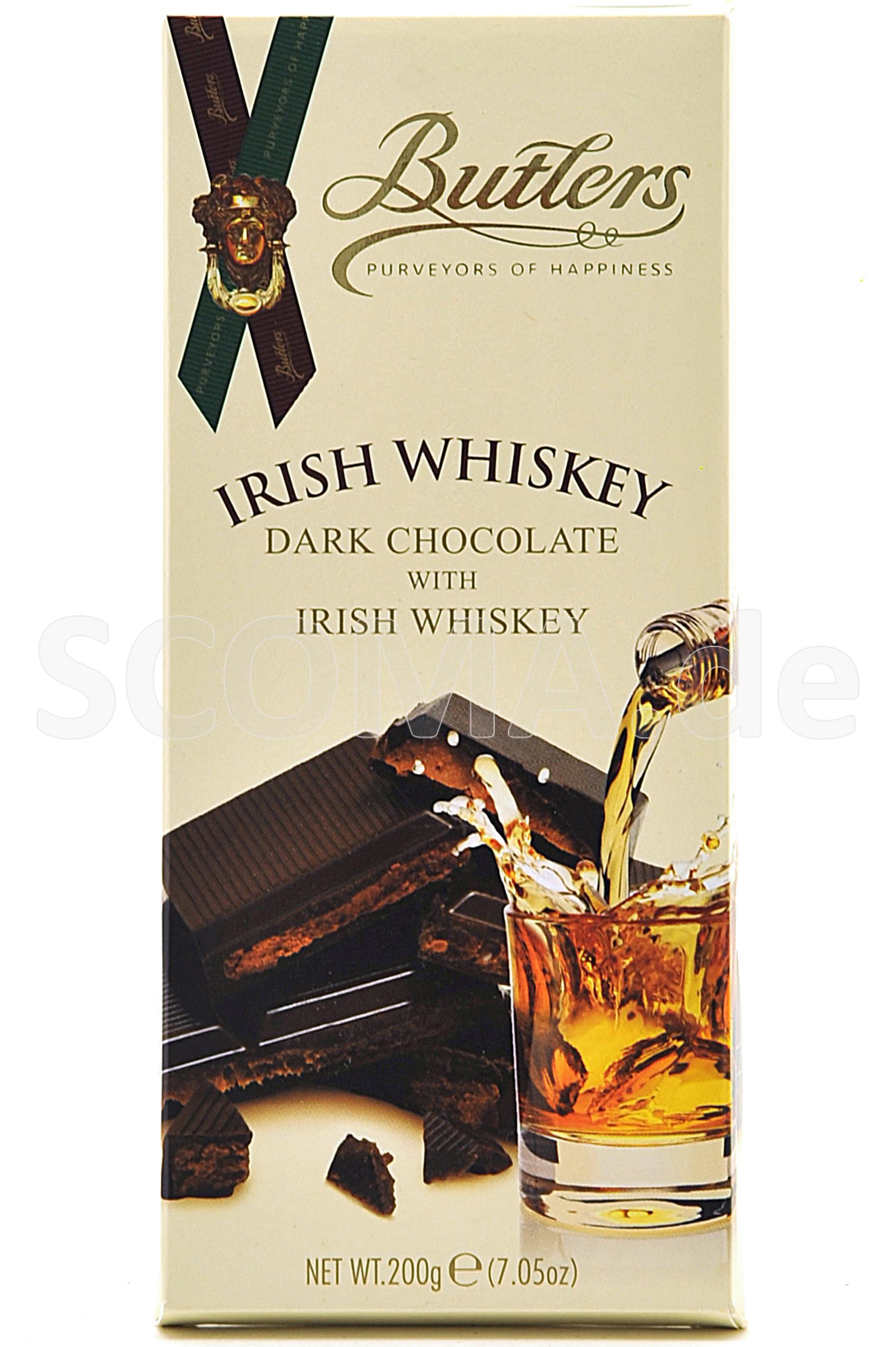 Butlers Dark Chocolate with Ir...