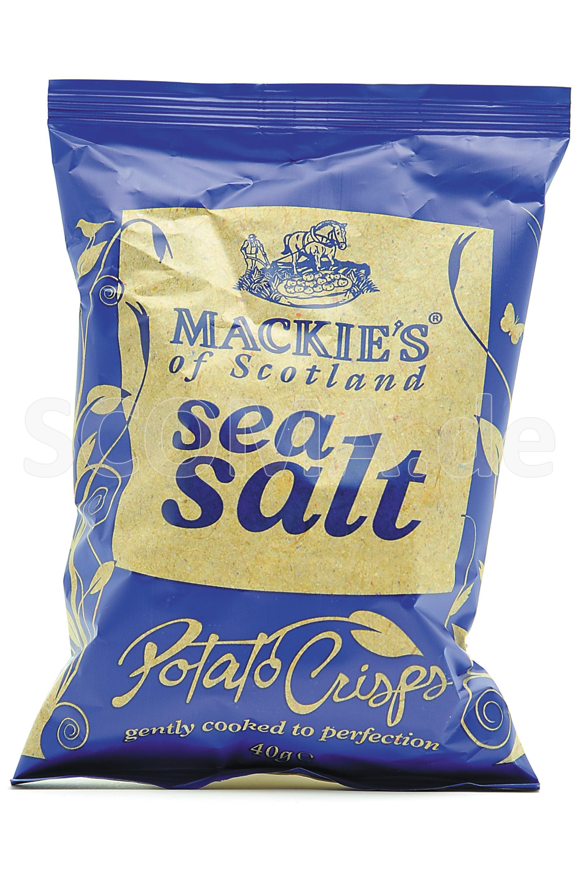 Mackie's Kartoffelchips Sea Sa...
