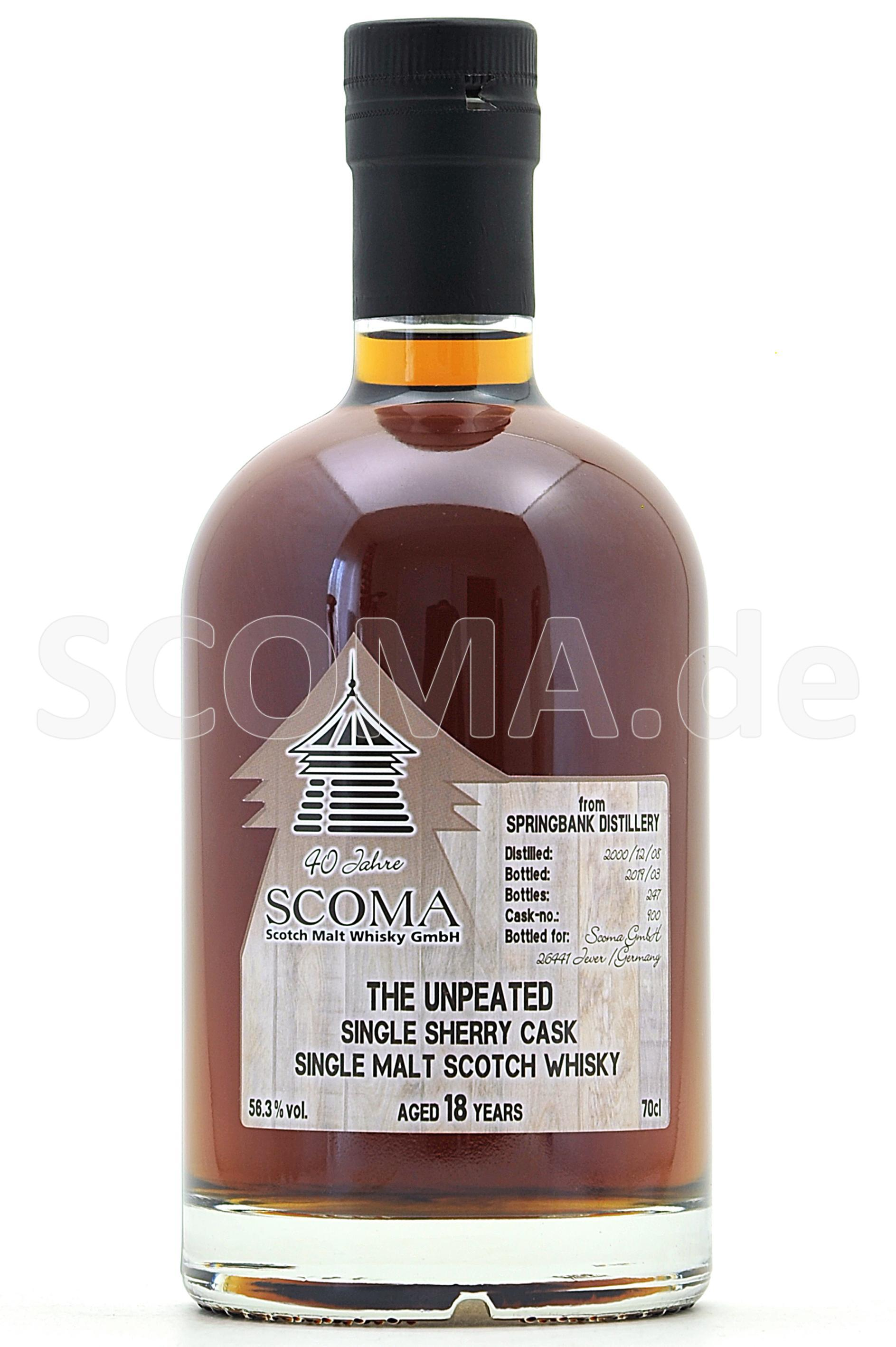 The Unpeated from Springbank D...