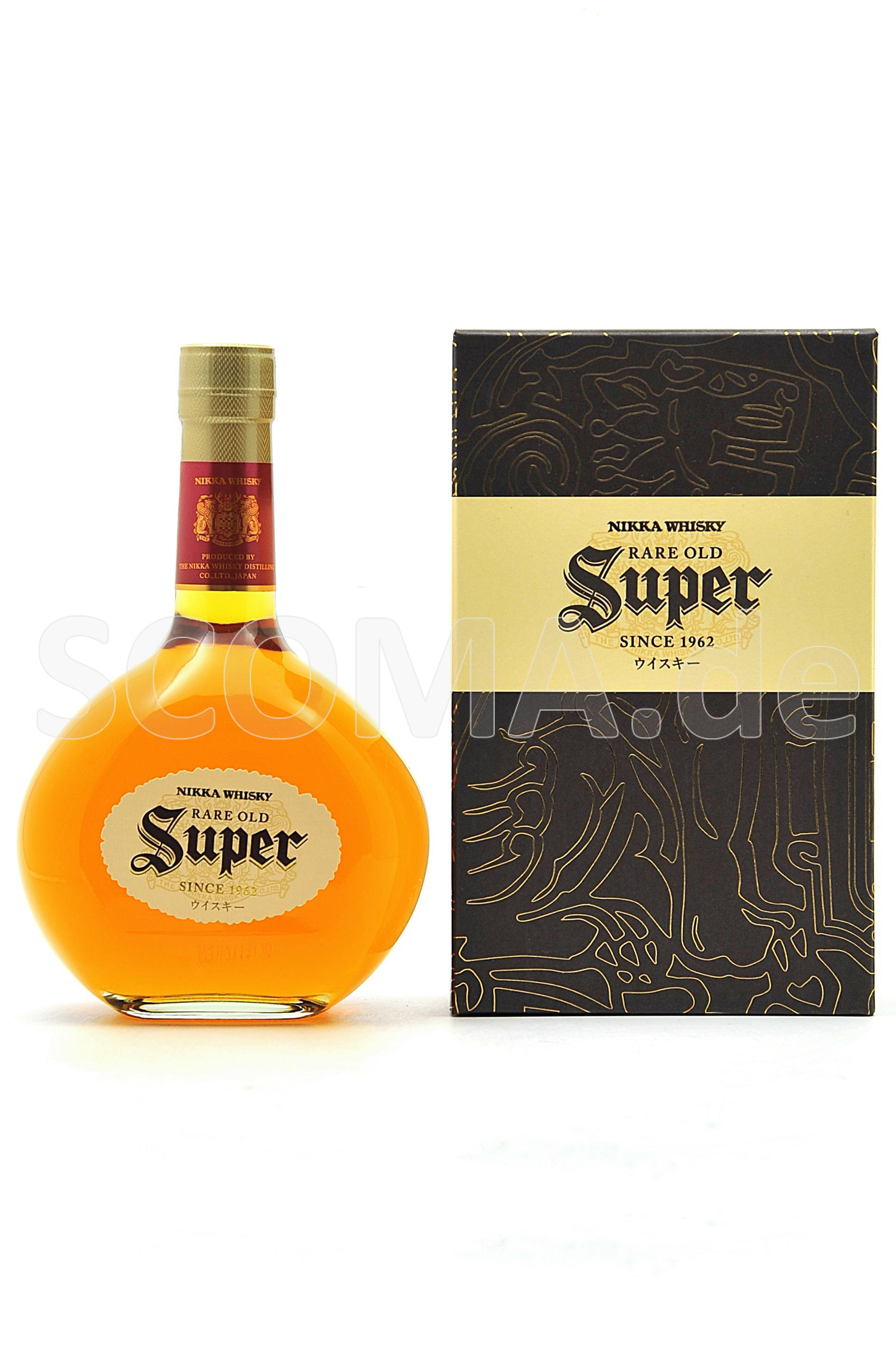 Nikka Super Nikka Rare Old
