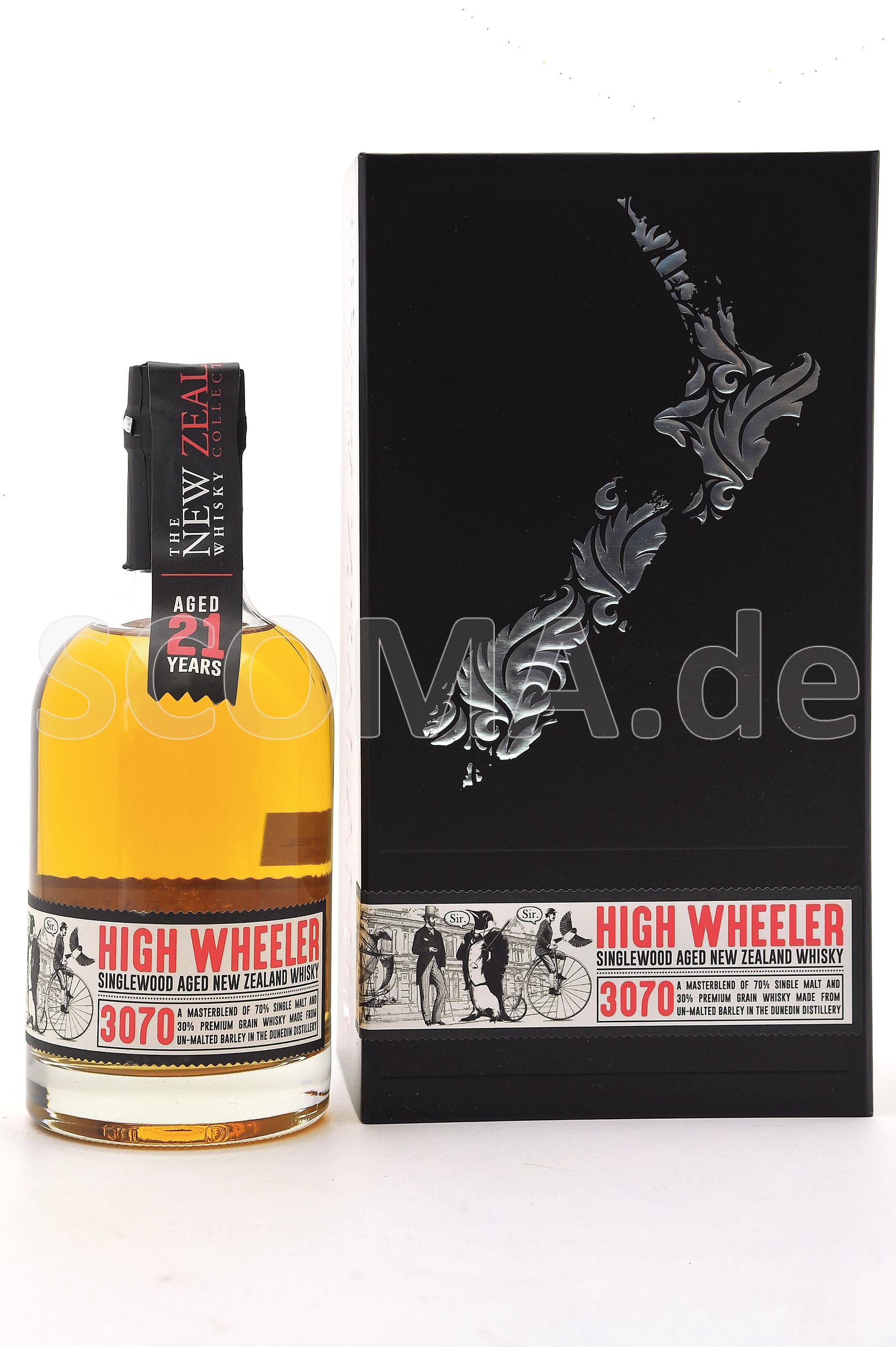 New Zealand Whisky Company Hig...