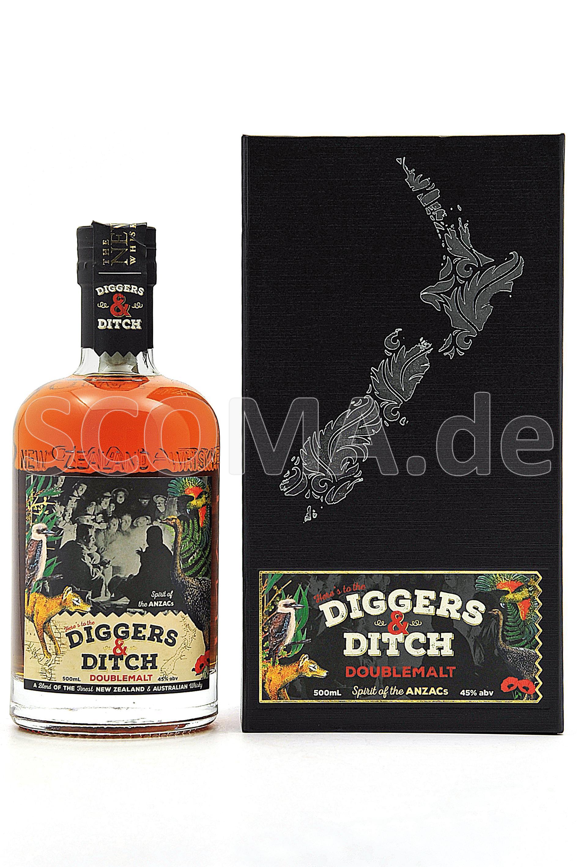 Diggers & Ditch Doublemalt