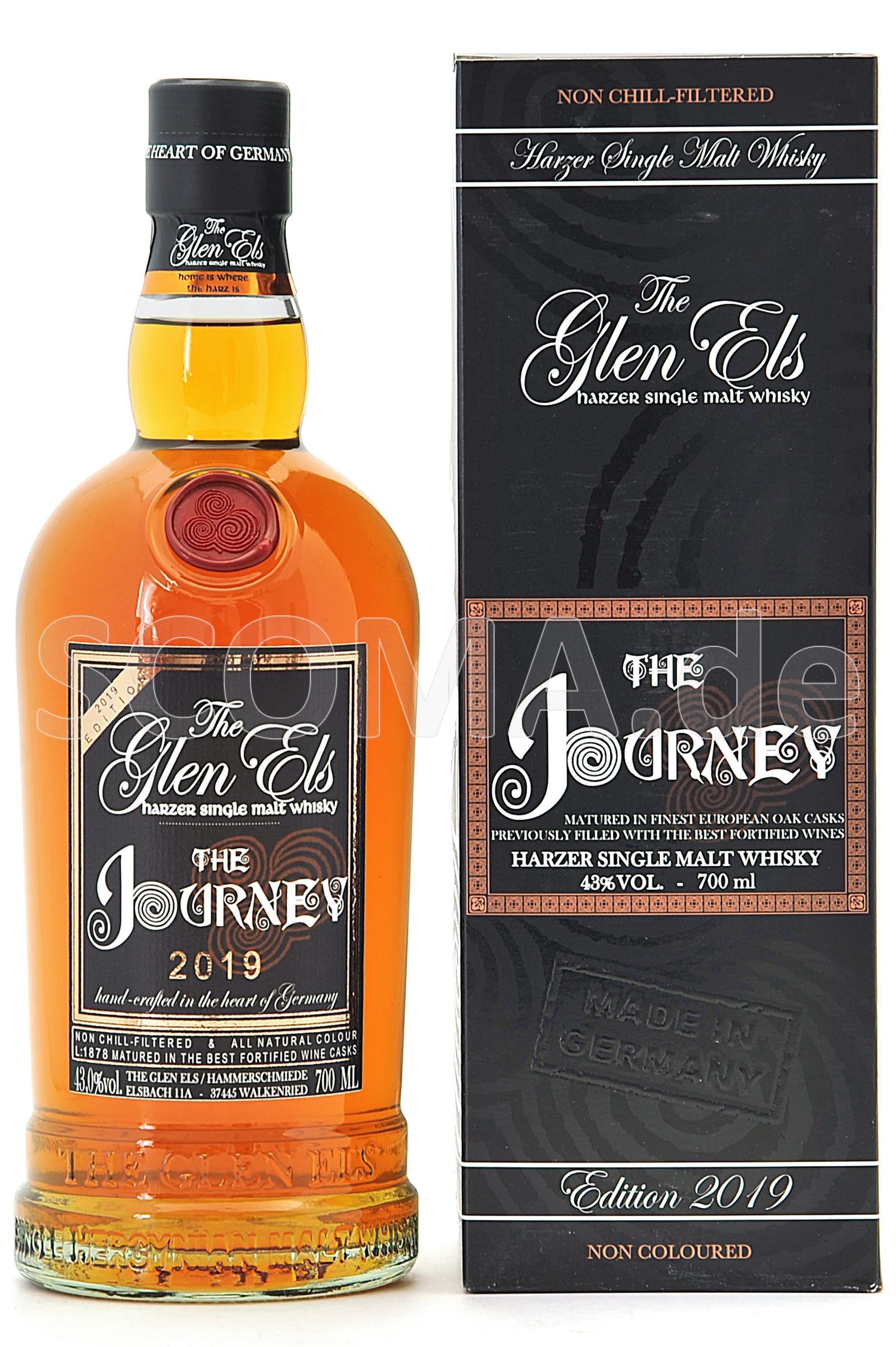 Glen Els Journey Abfüllung 20...
