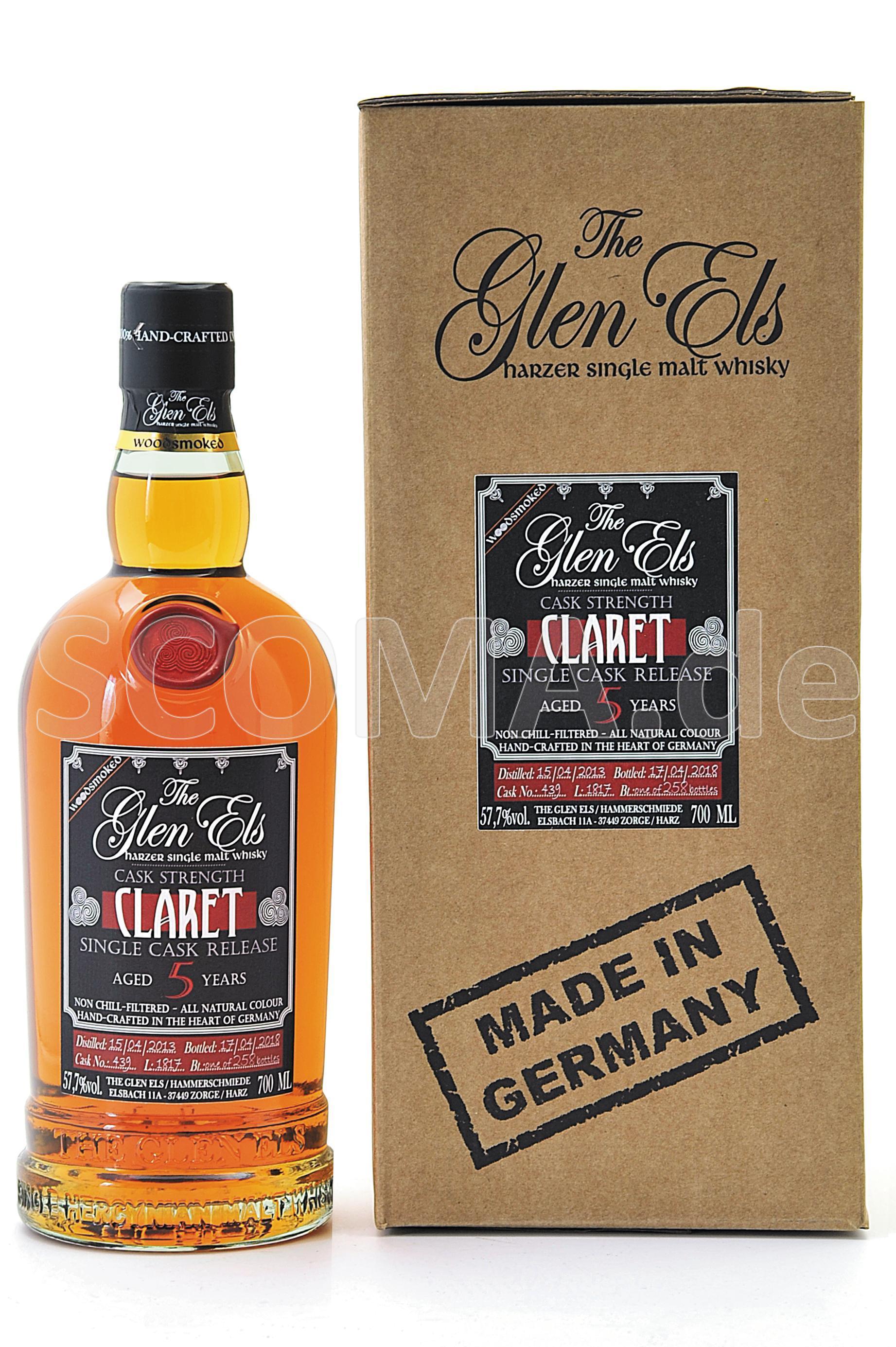 Glen Els 2013/2018 Claret Cask