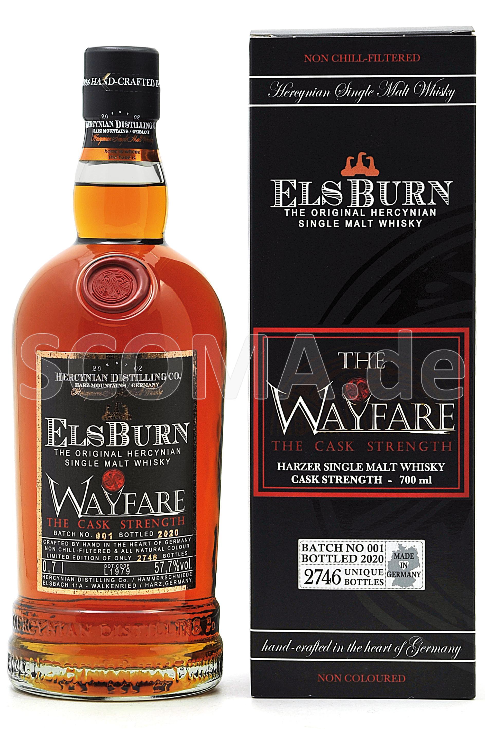 Elsburn Wayfire Batch 1/2020