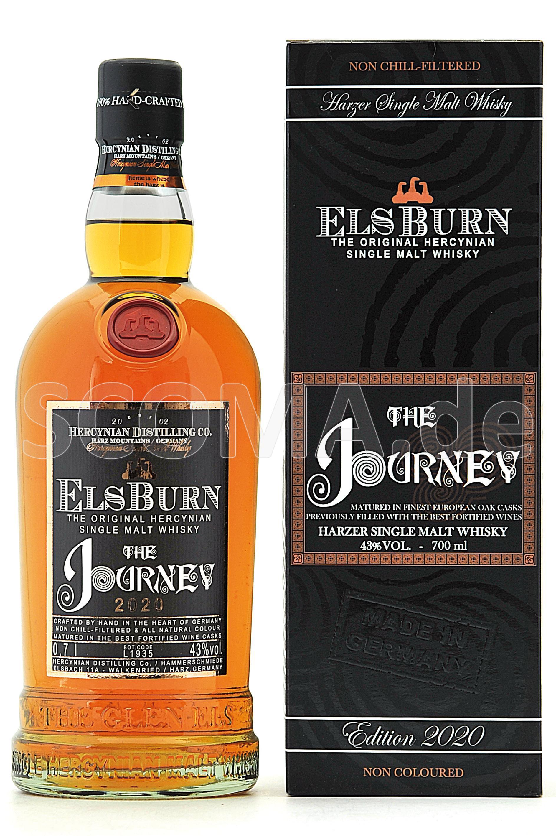 Elsburn - The Journey 2020