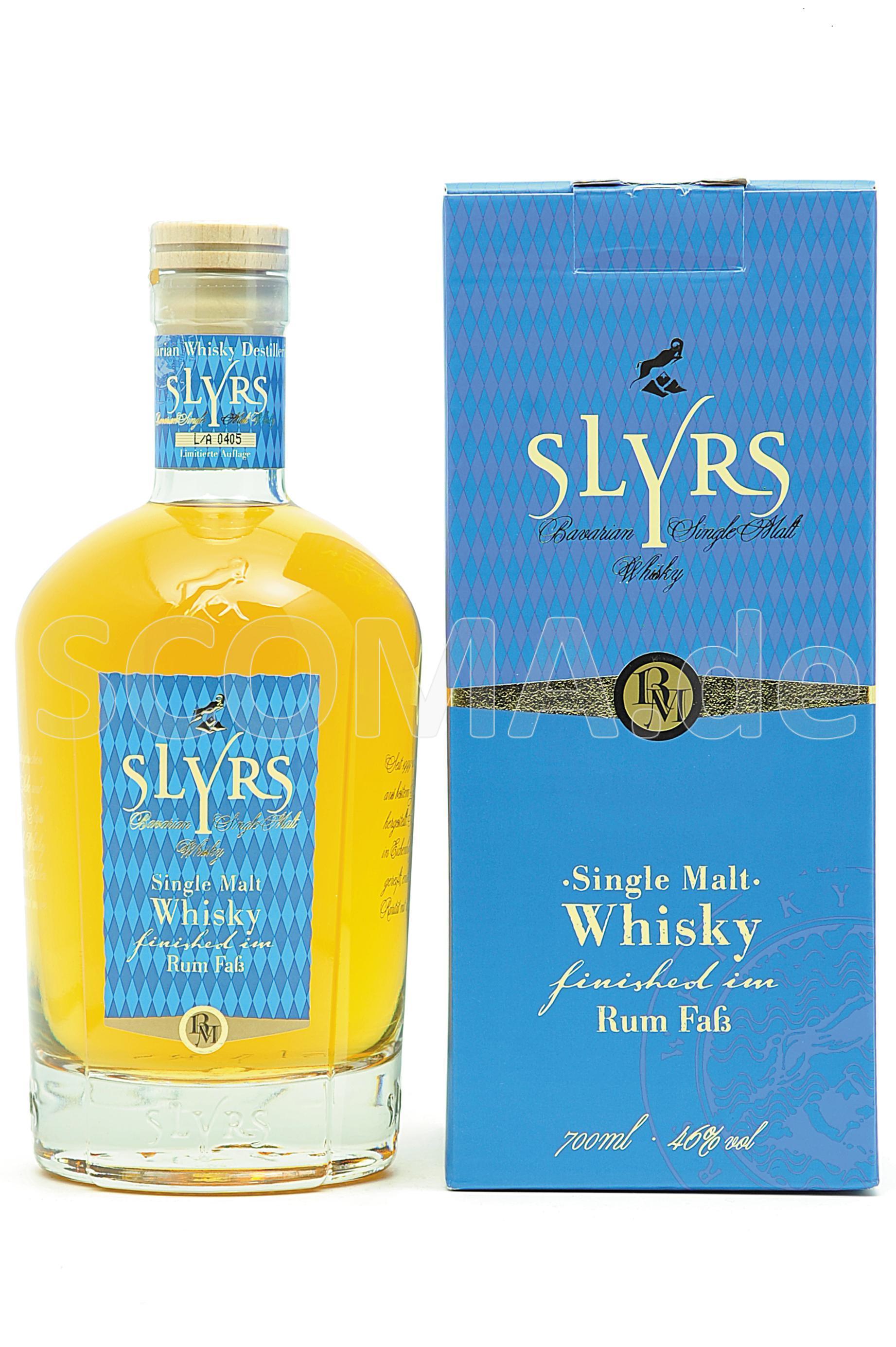 Slyrs Rum Cask Finish