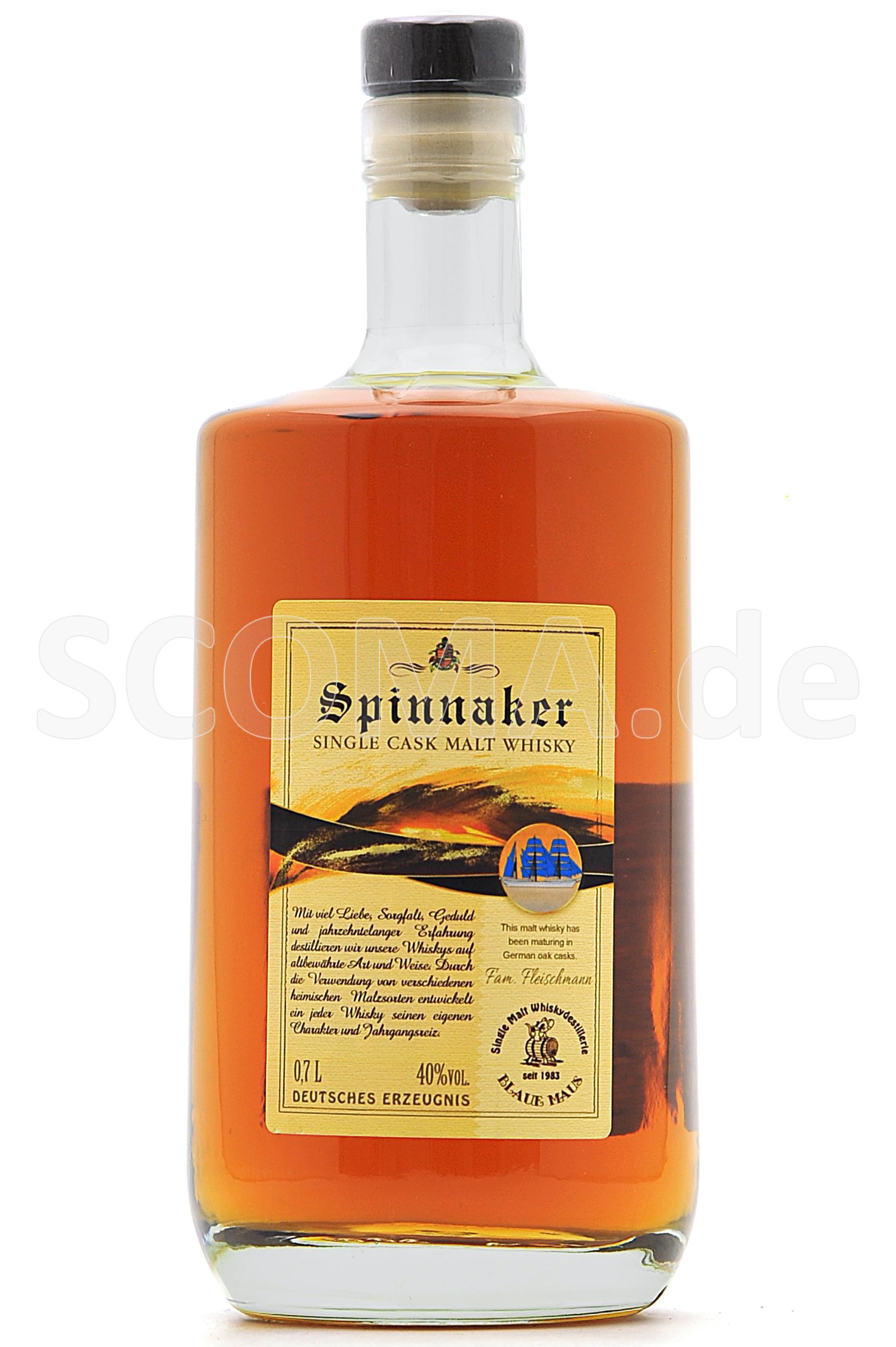 Spinnaker 2008/2017