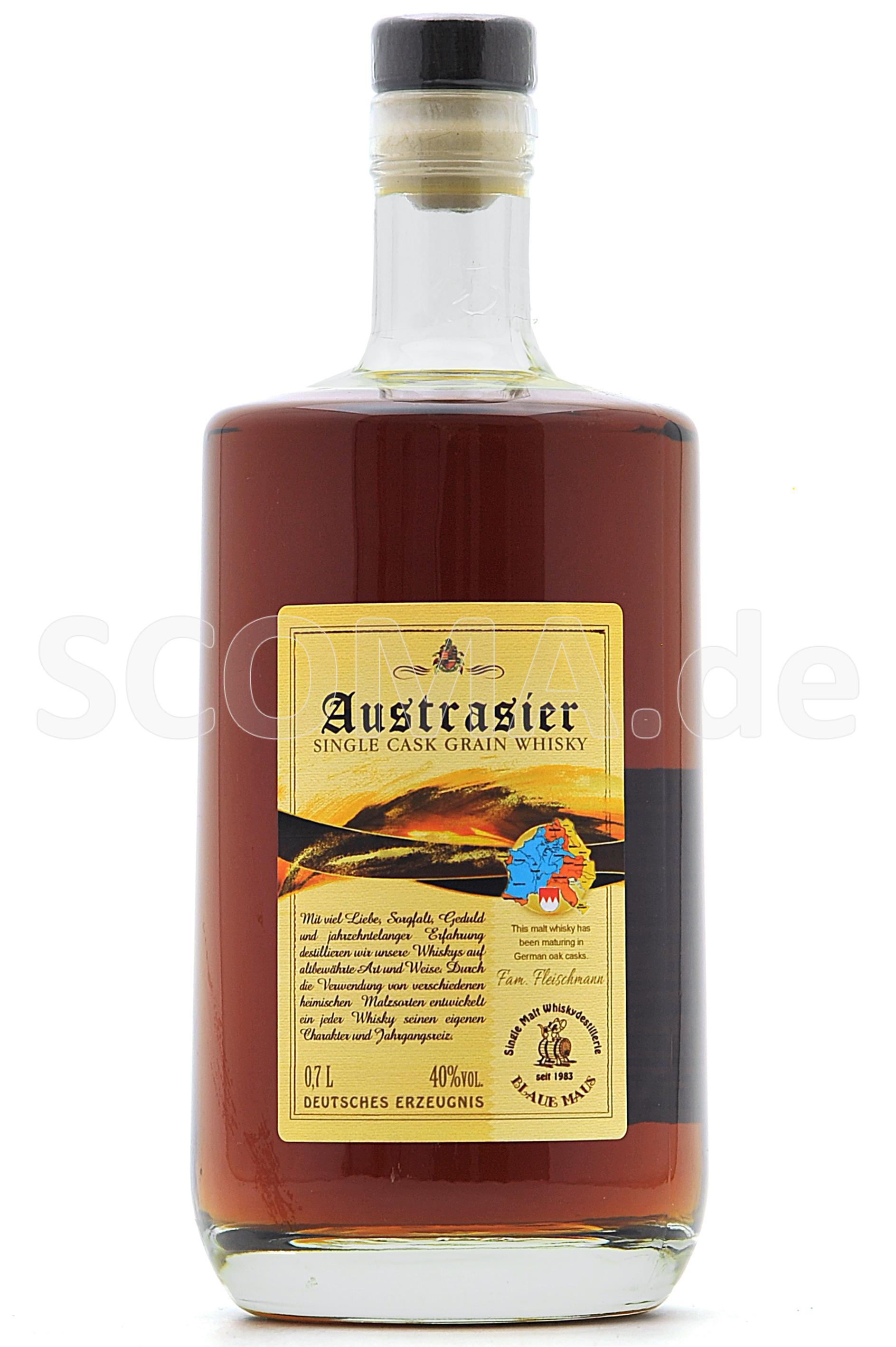 Austrasier 2008/2017 Deutscher...