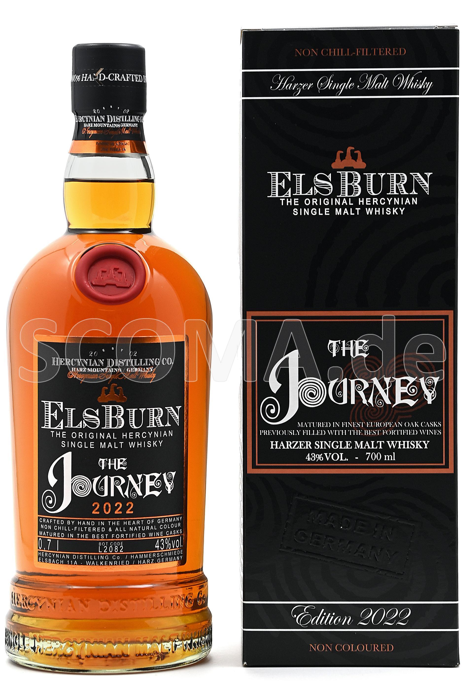 Elsburn The Journey 2021