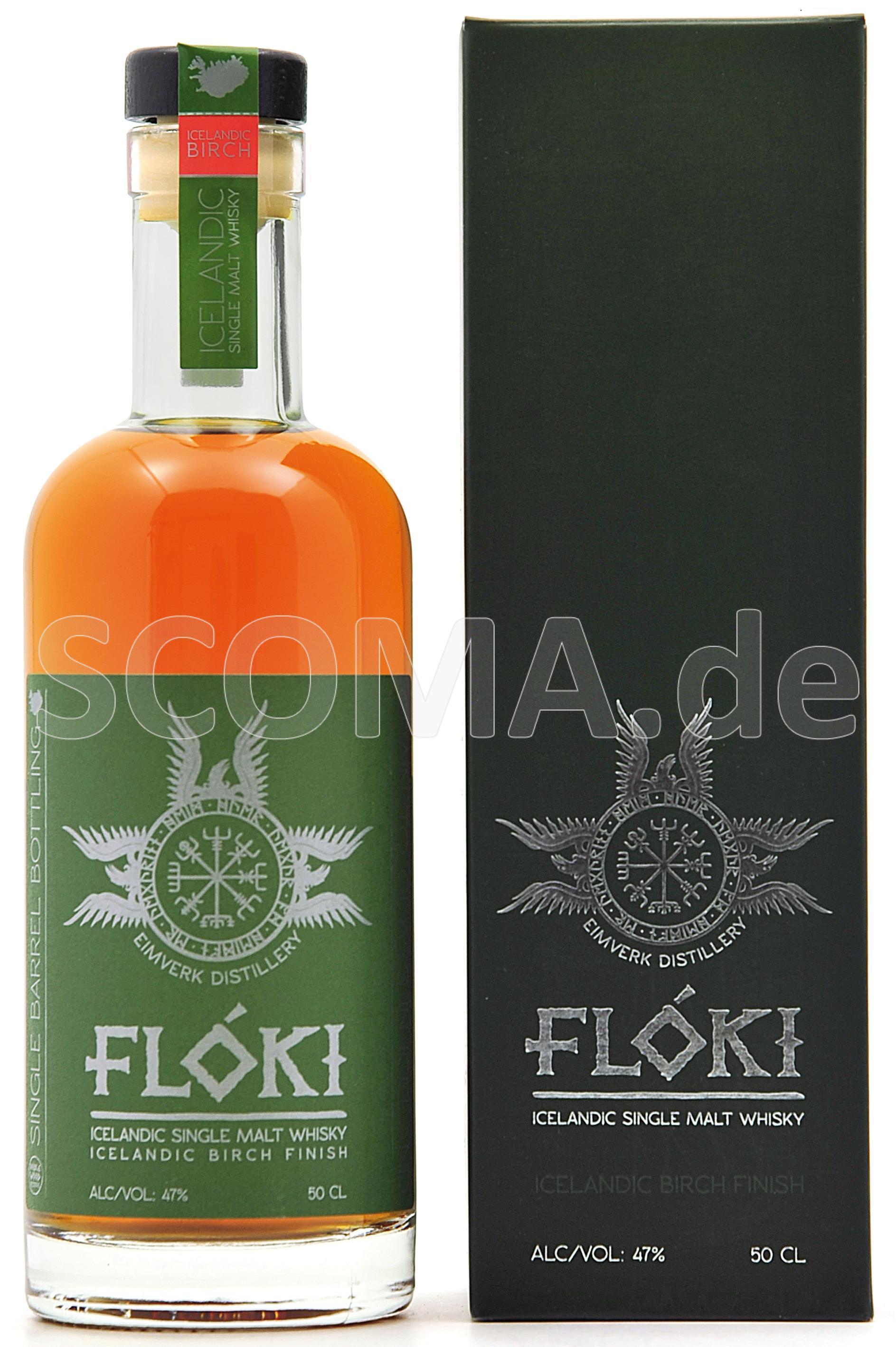 Flóki Icelandic Birch