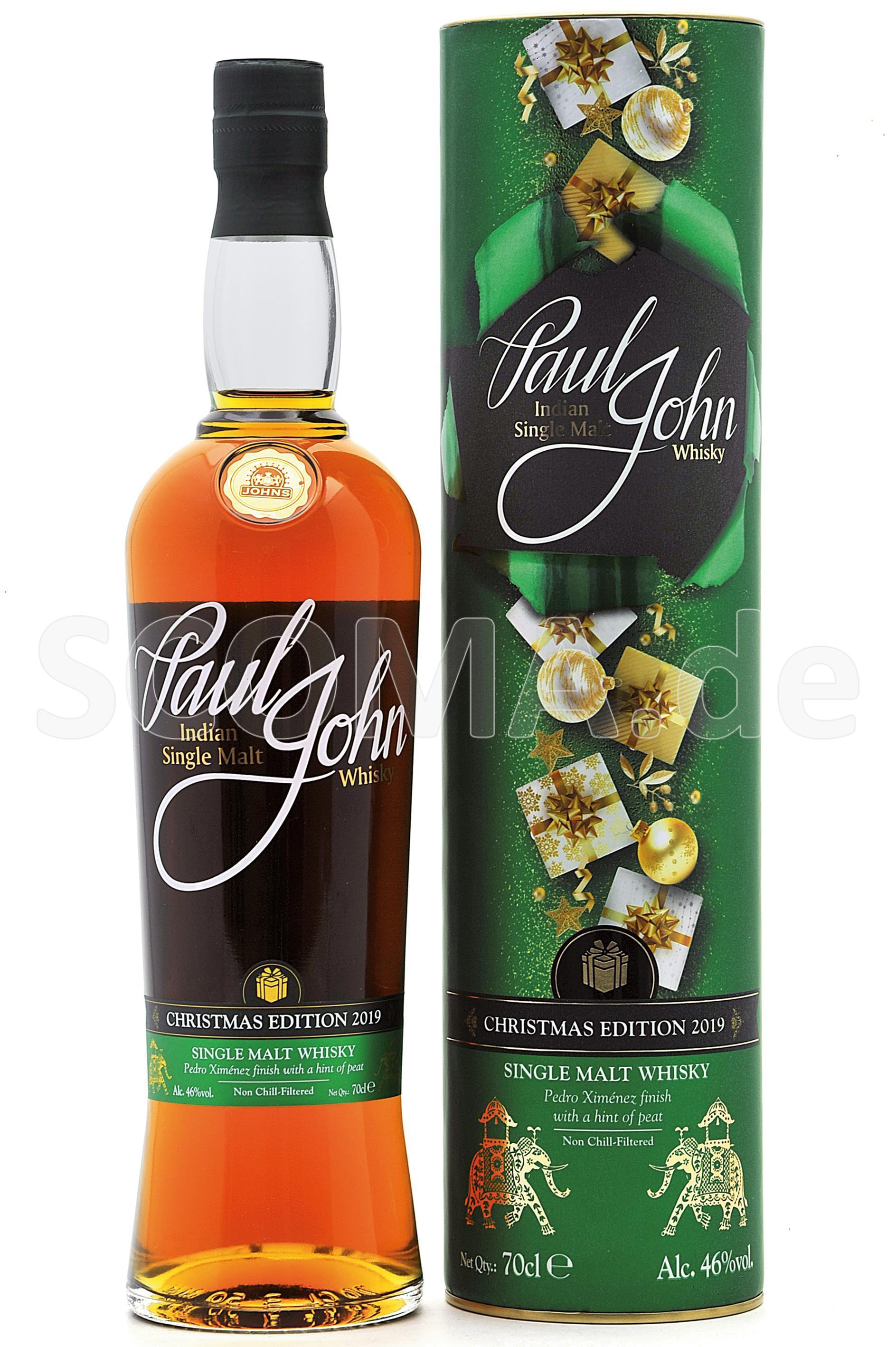 Paul John Christmas Edition 20...