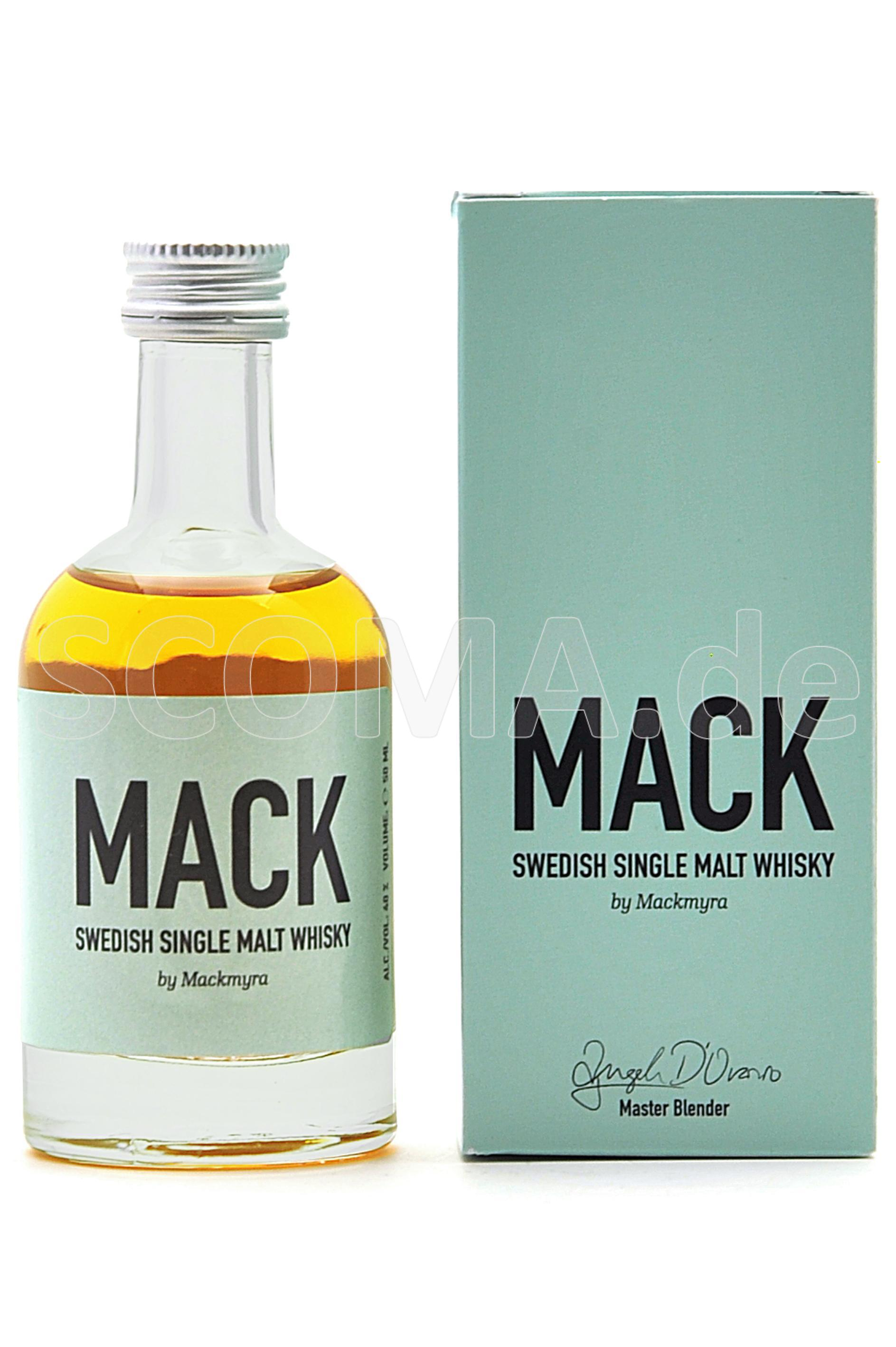 Mack by Mackmyra Single Malt W...