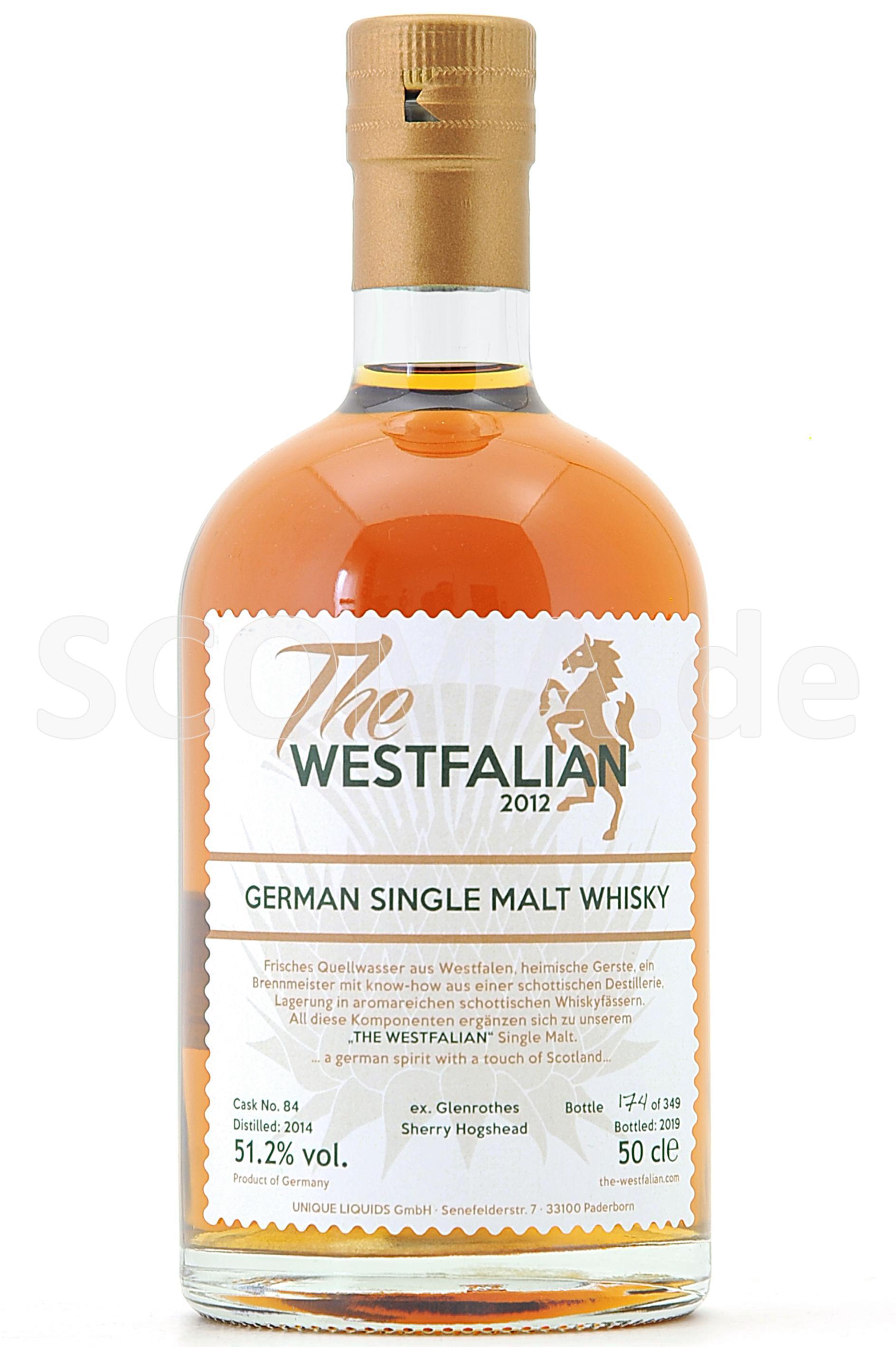 The Westfalian 2014/2019 Sherr...