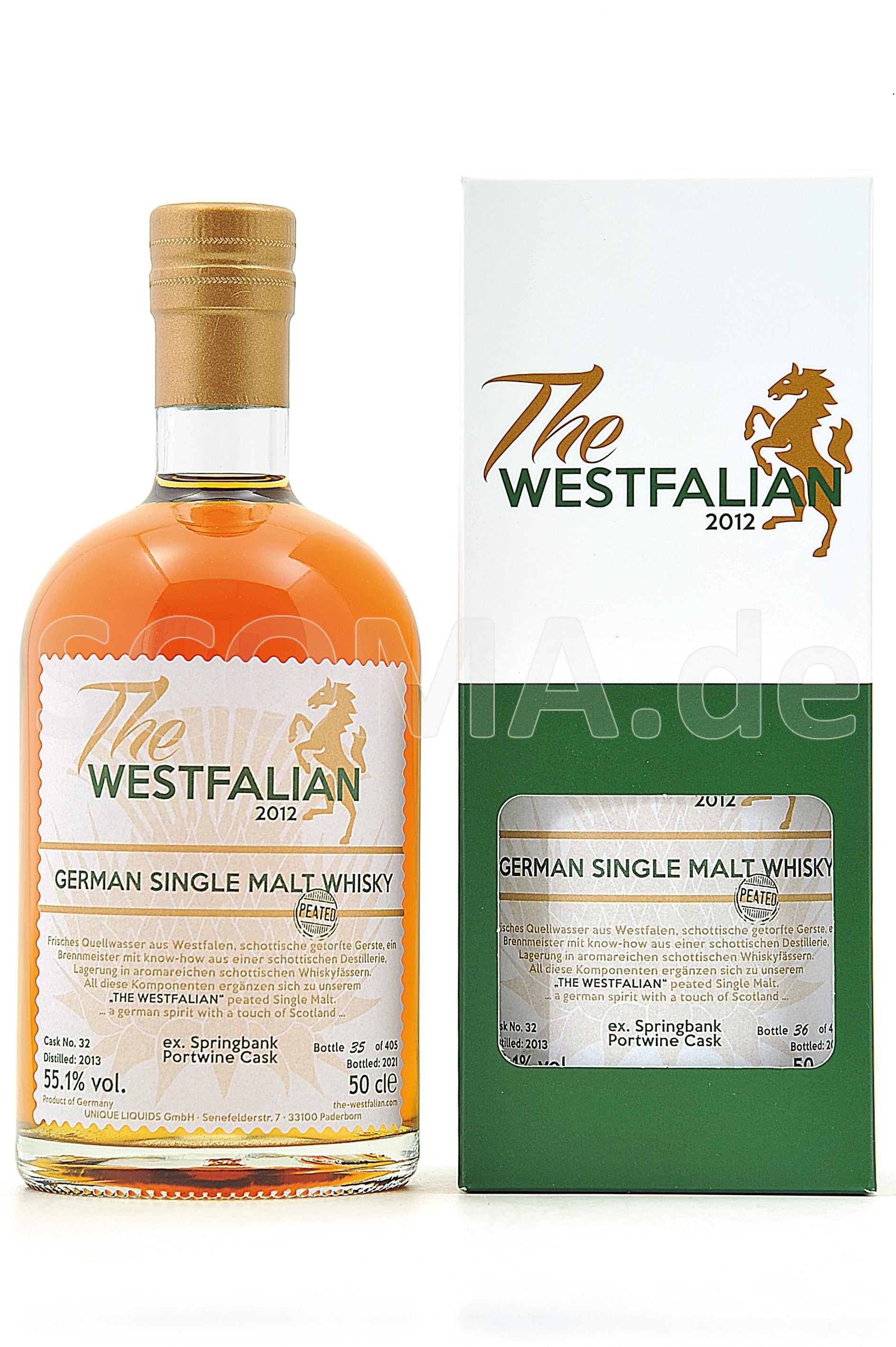 The Westfalian 2013/2021 Ex-Sp...