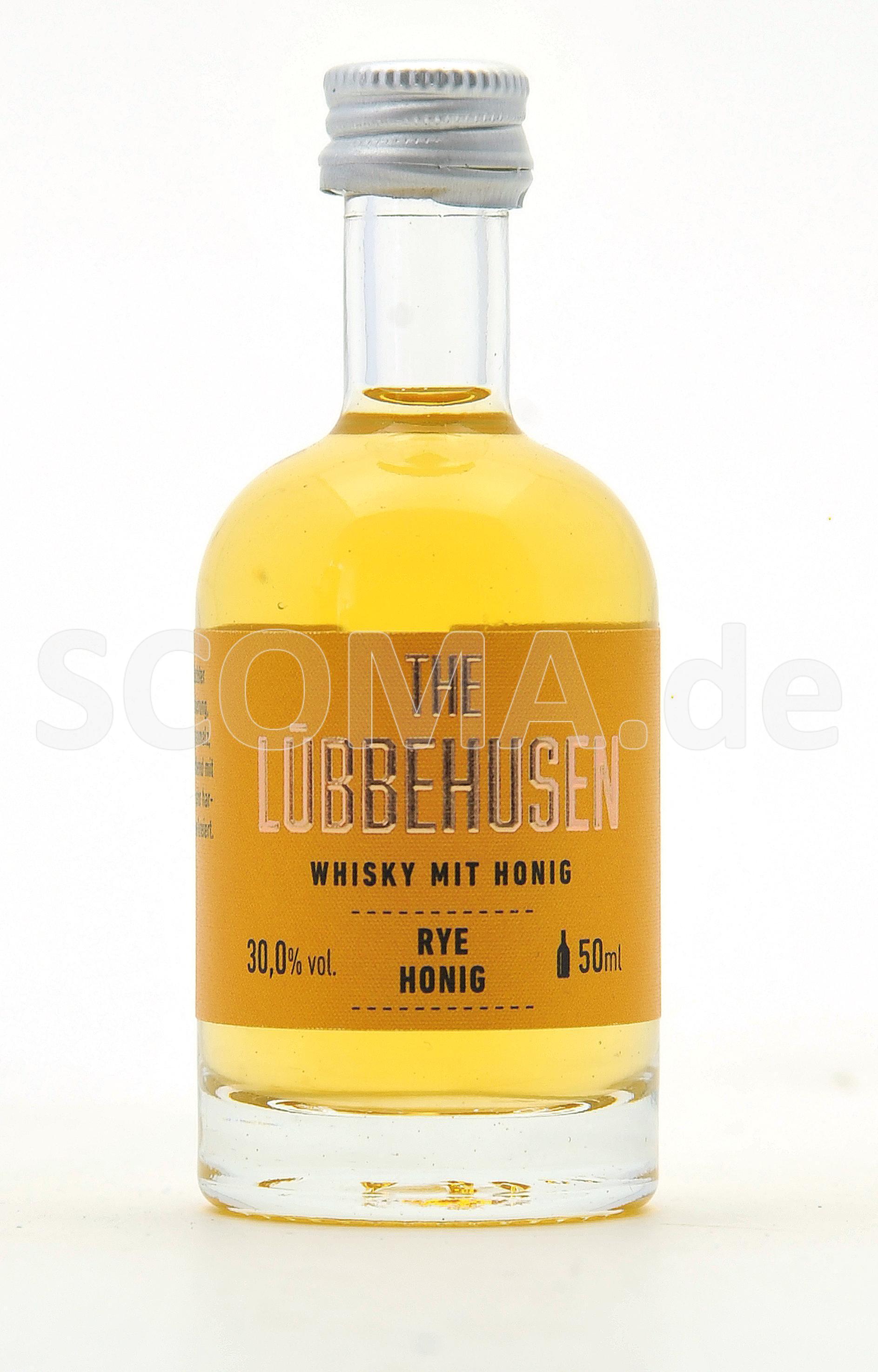 The Lübbehusen Rye - Honig Wh...