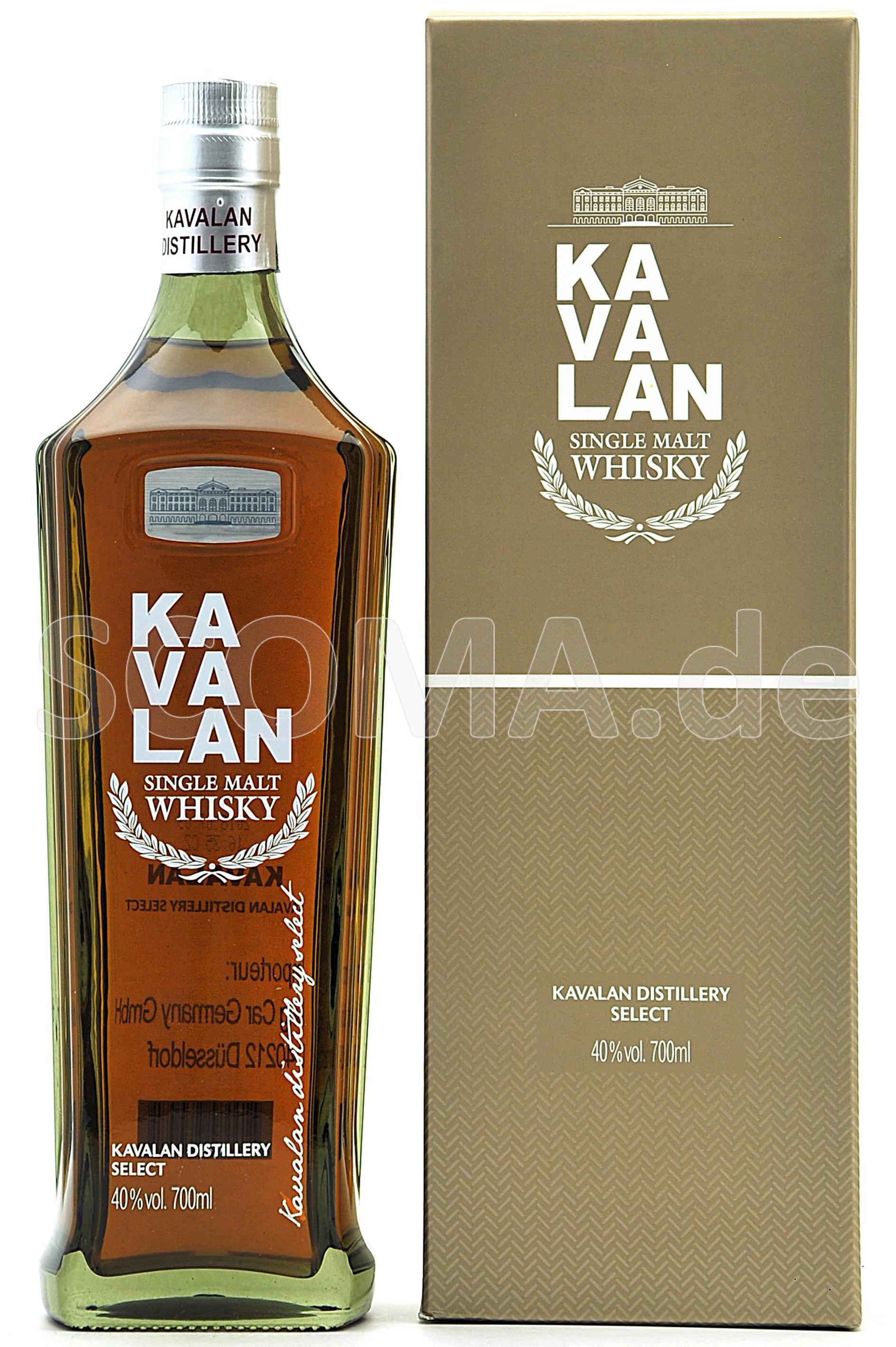 Kavalan Distillery Select Sing...