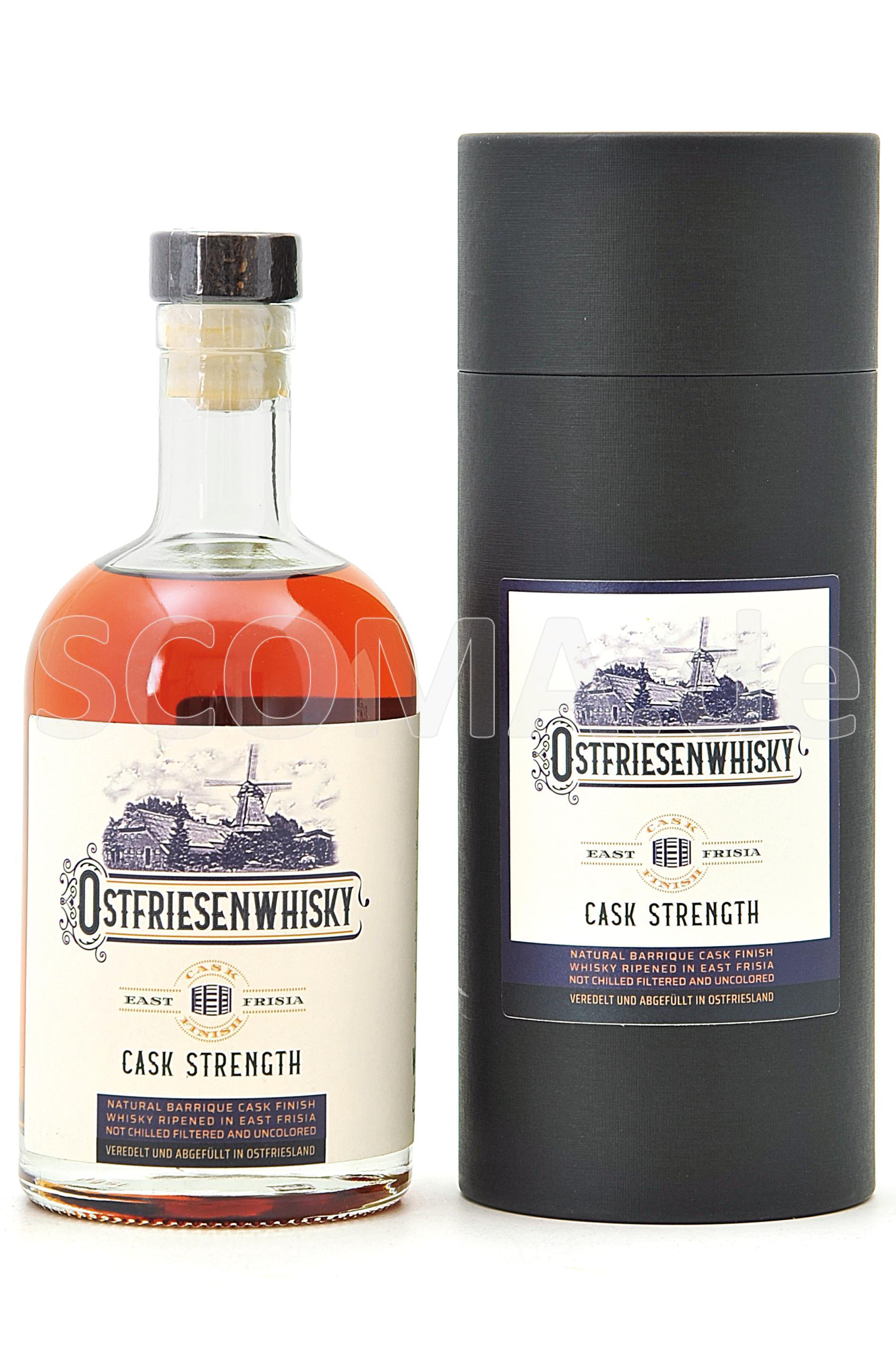 Ostfriesenwhisky Cask Strength