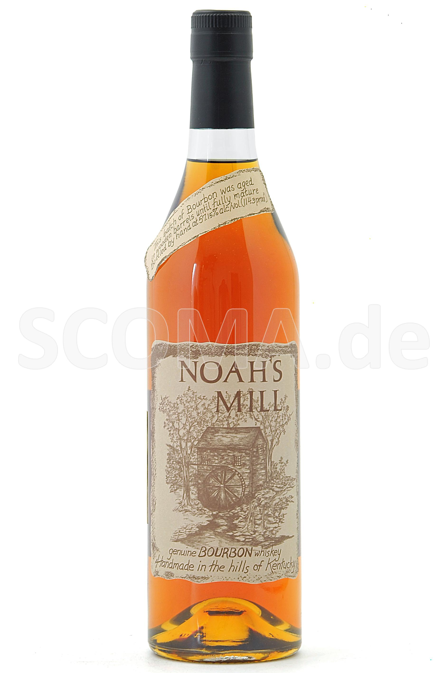 Noah's Mill Bourbon Whiskey
