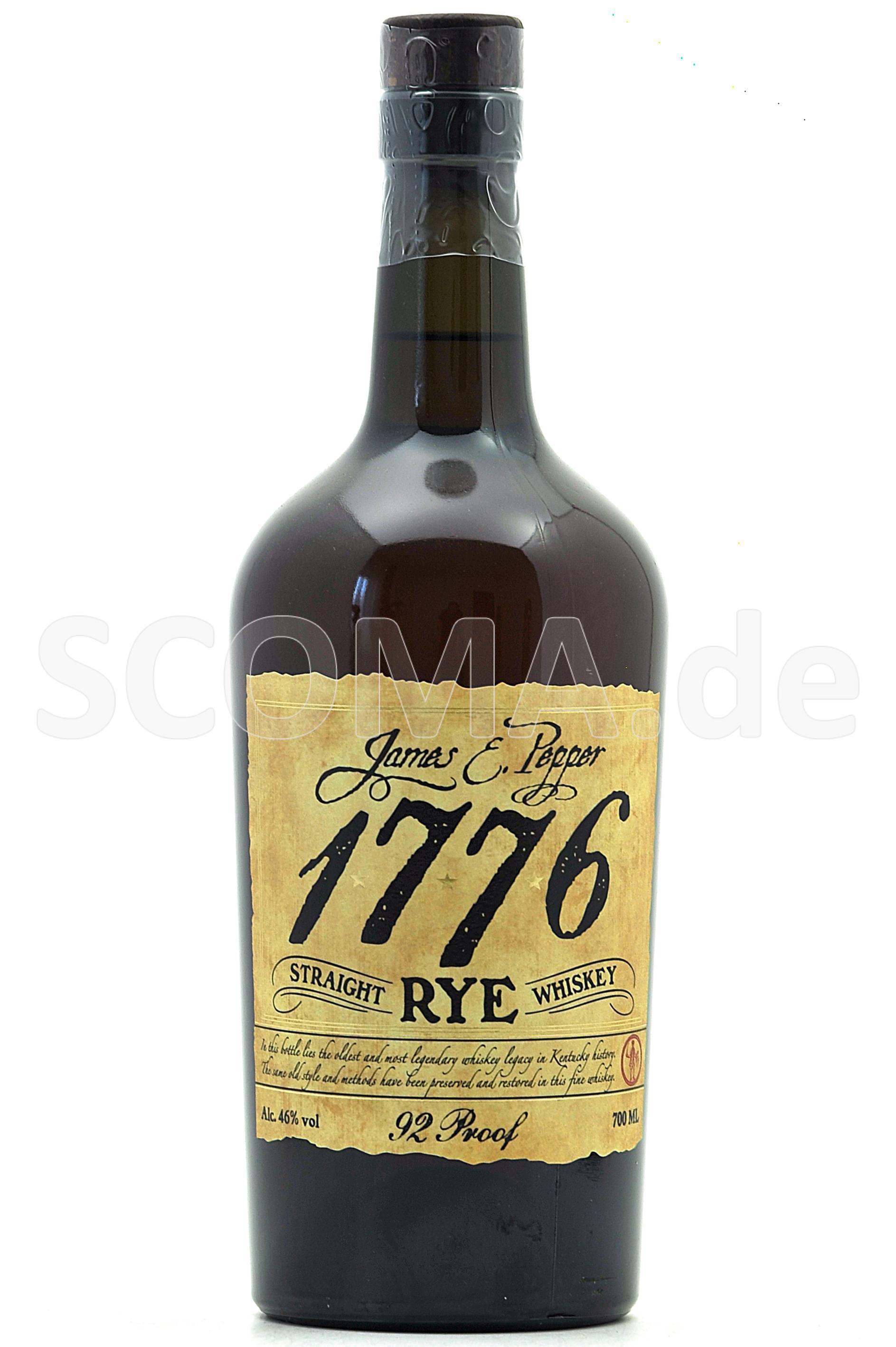 1776 James E.Pepper Rye Whiske...