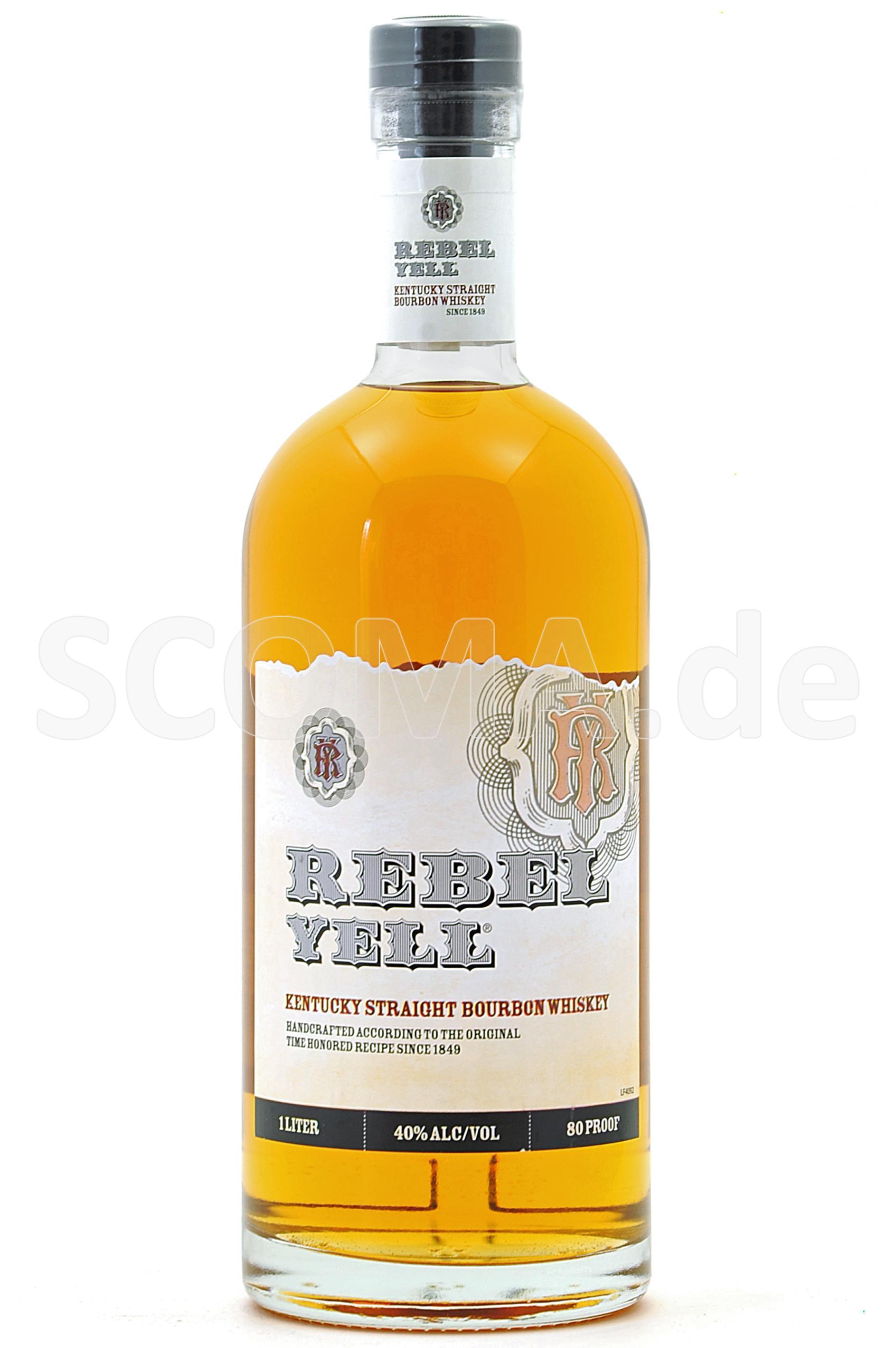 Rebel Yell Bourbon Whiskey