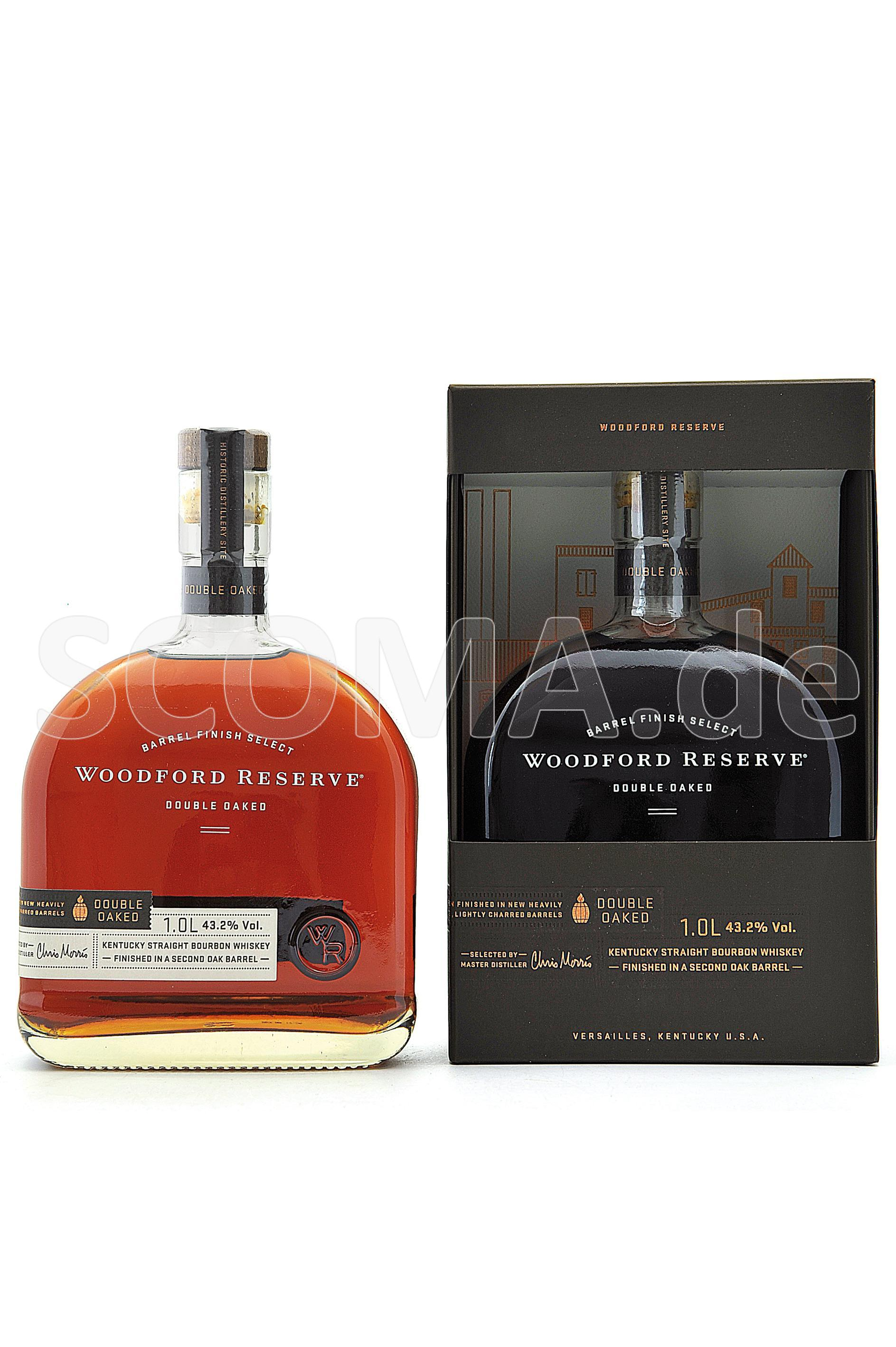 Woodford Reserve Double Oaked ...