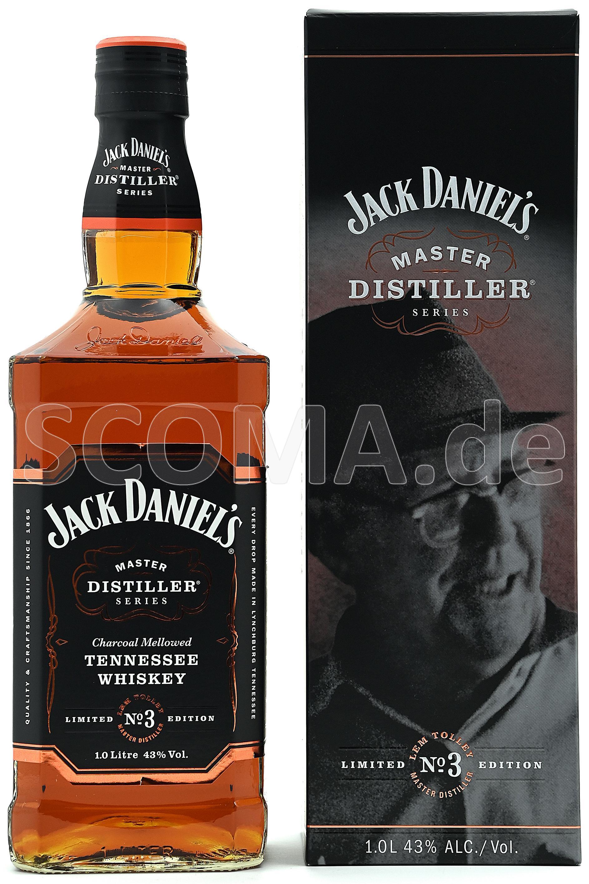 Jack Daniel's Master Distiller...