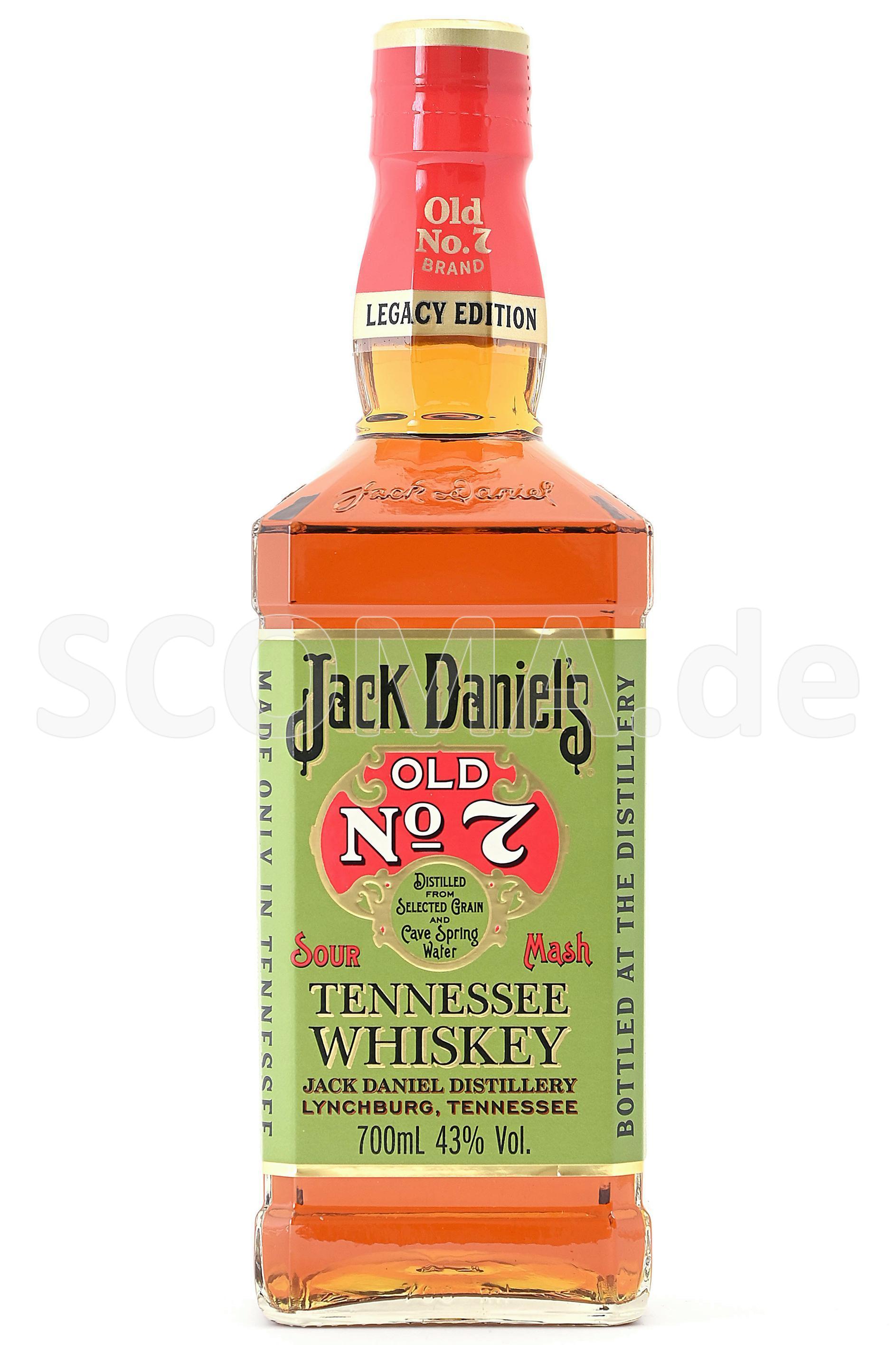 Jack Daniel's 1905 Legacy Edit...